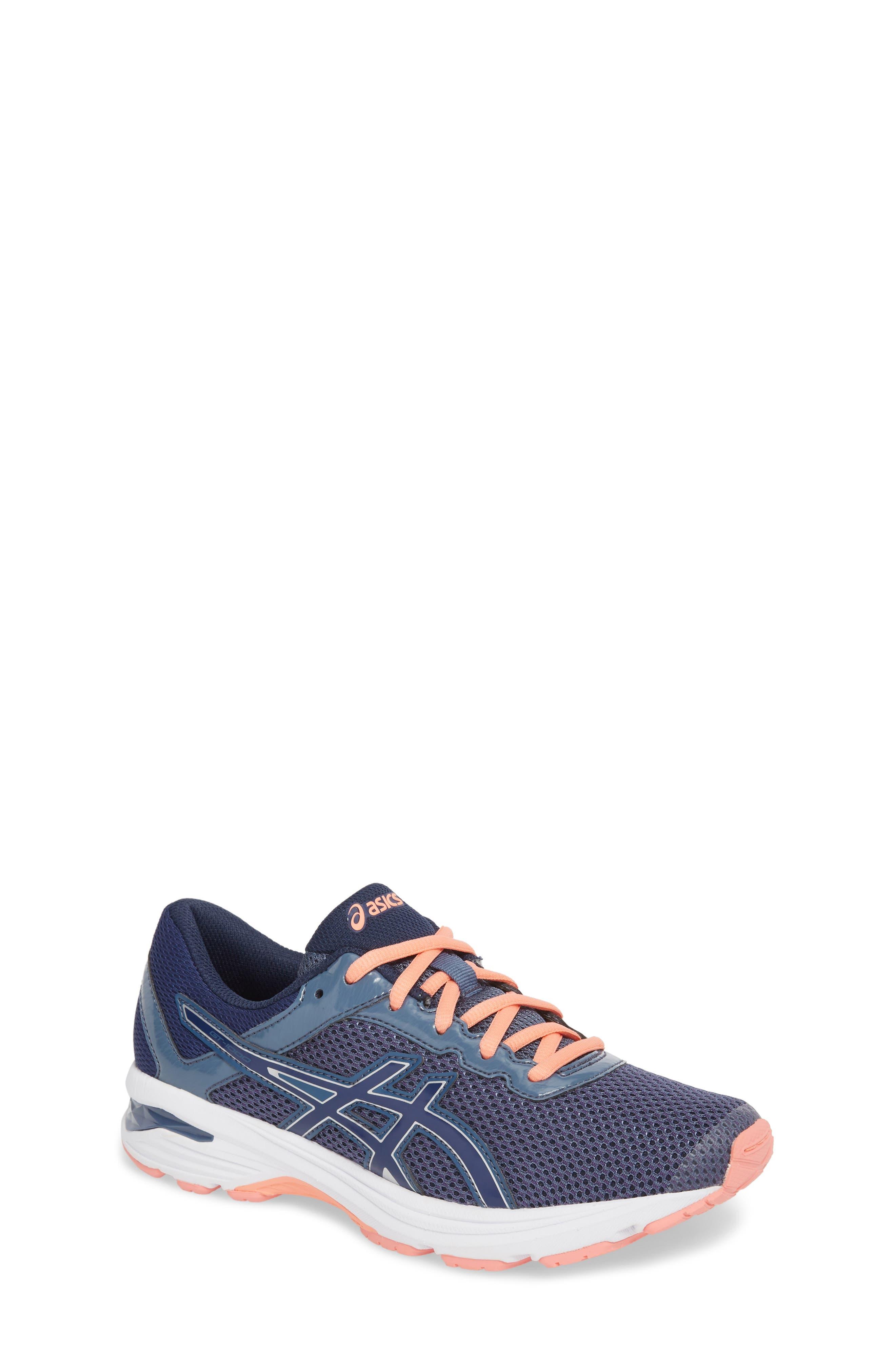 Asics GT-1000<sup>™</sup> 6 GS Sneaker,                             Main thumbnail 3, color,
