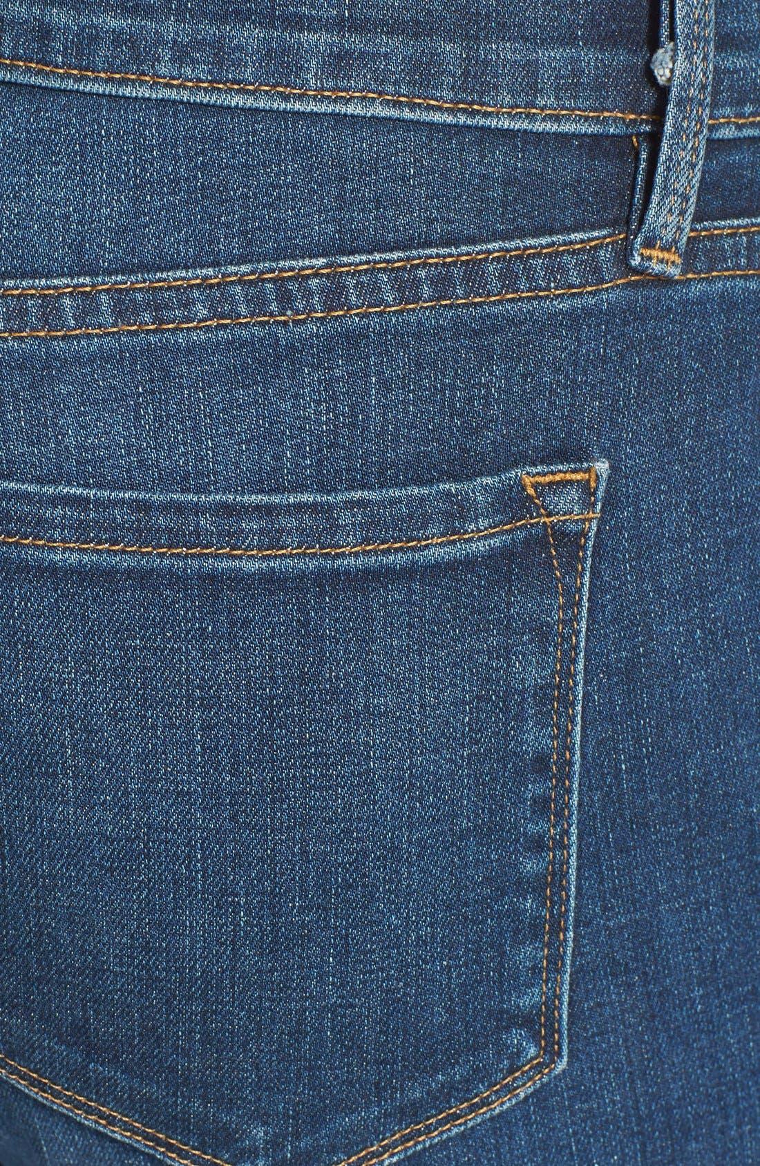 FRAME,                             Denim 'Le Garçon' Boyfriend Jeans,                             Alternate thumbnail 4, color,                             401