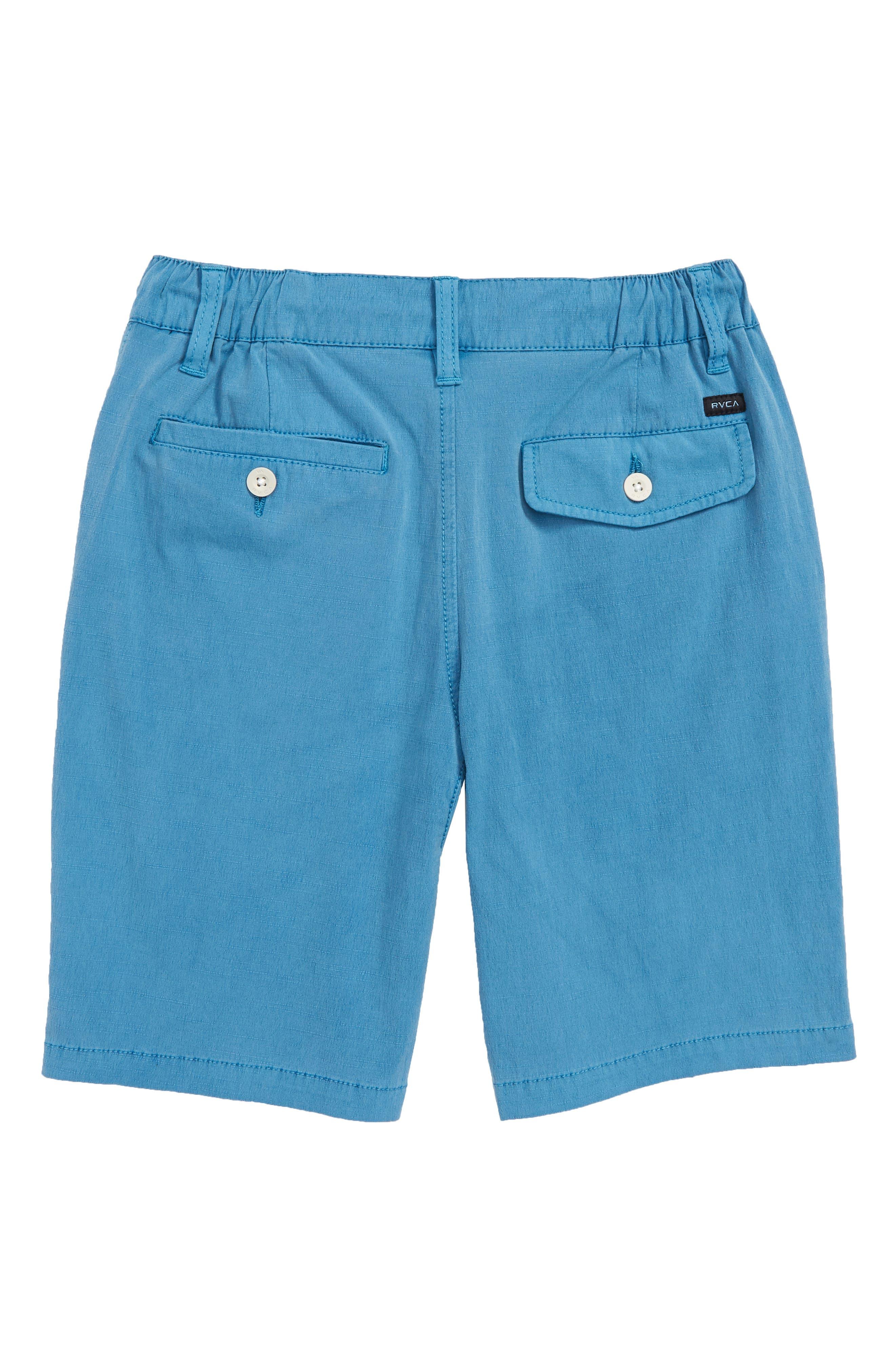 All Time Coastal SOL Hybrid Shorts,                             Alternate thumbnail 2, color,                             LAGOON