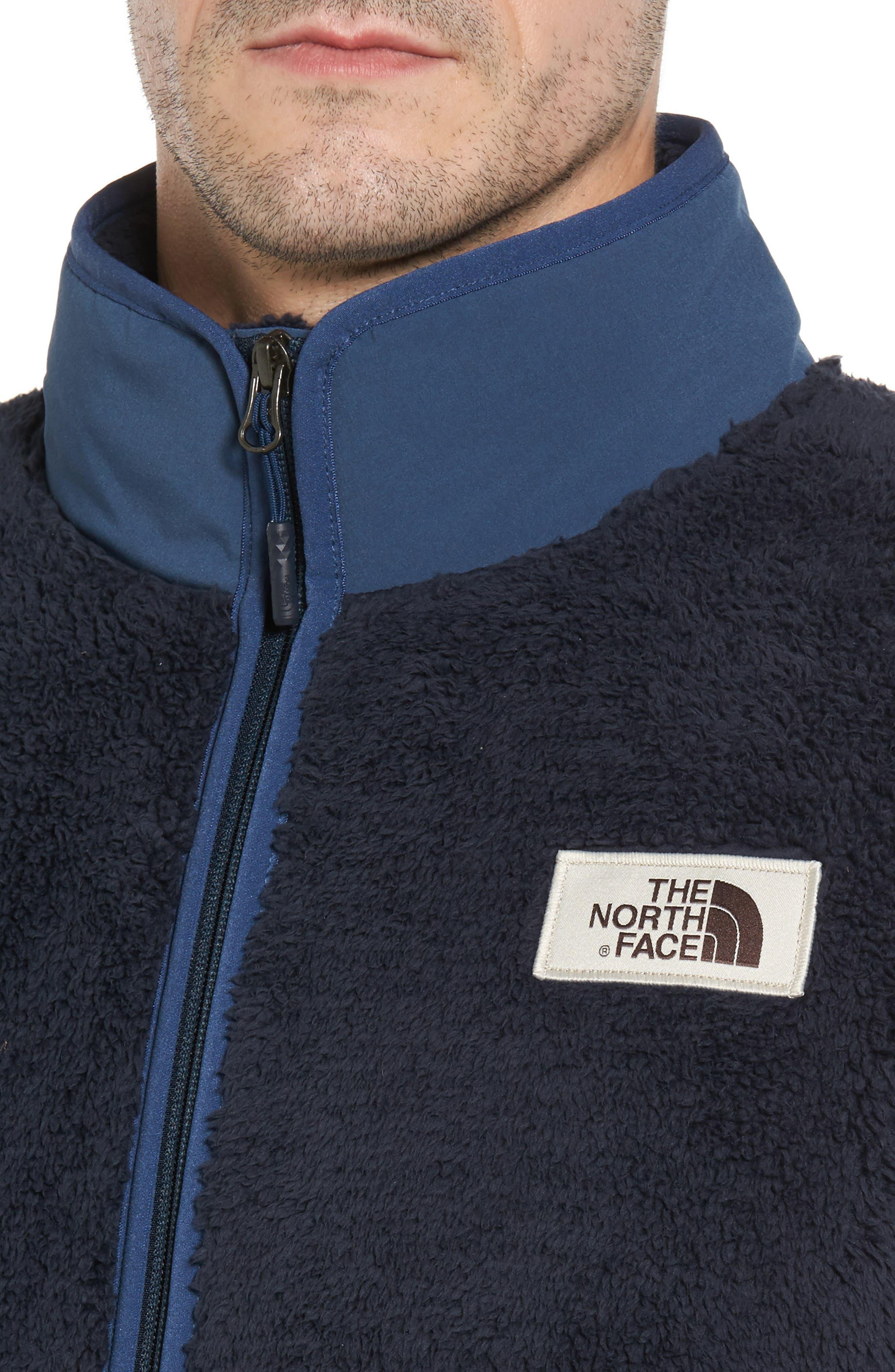 Campshire Zip Fleece Jacket,                             Alternate thumbnail 39, color,
