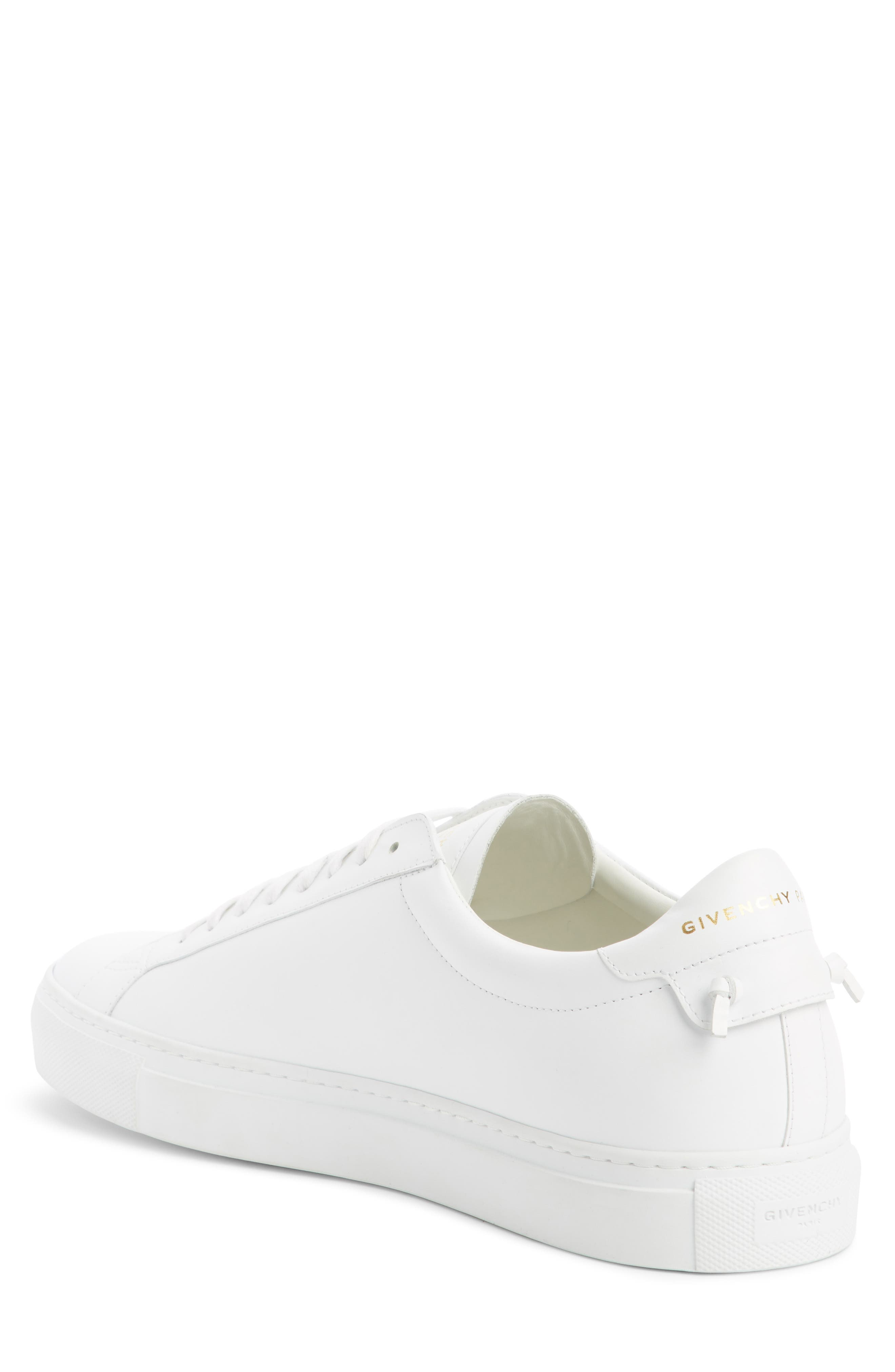 'Urban Knots Lo' Sneaker,                             Alternate thumbnail 2, color,                             WHITE/ WHITE