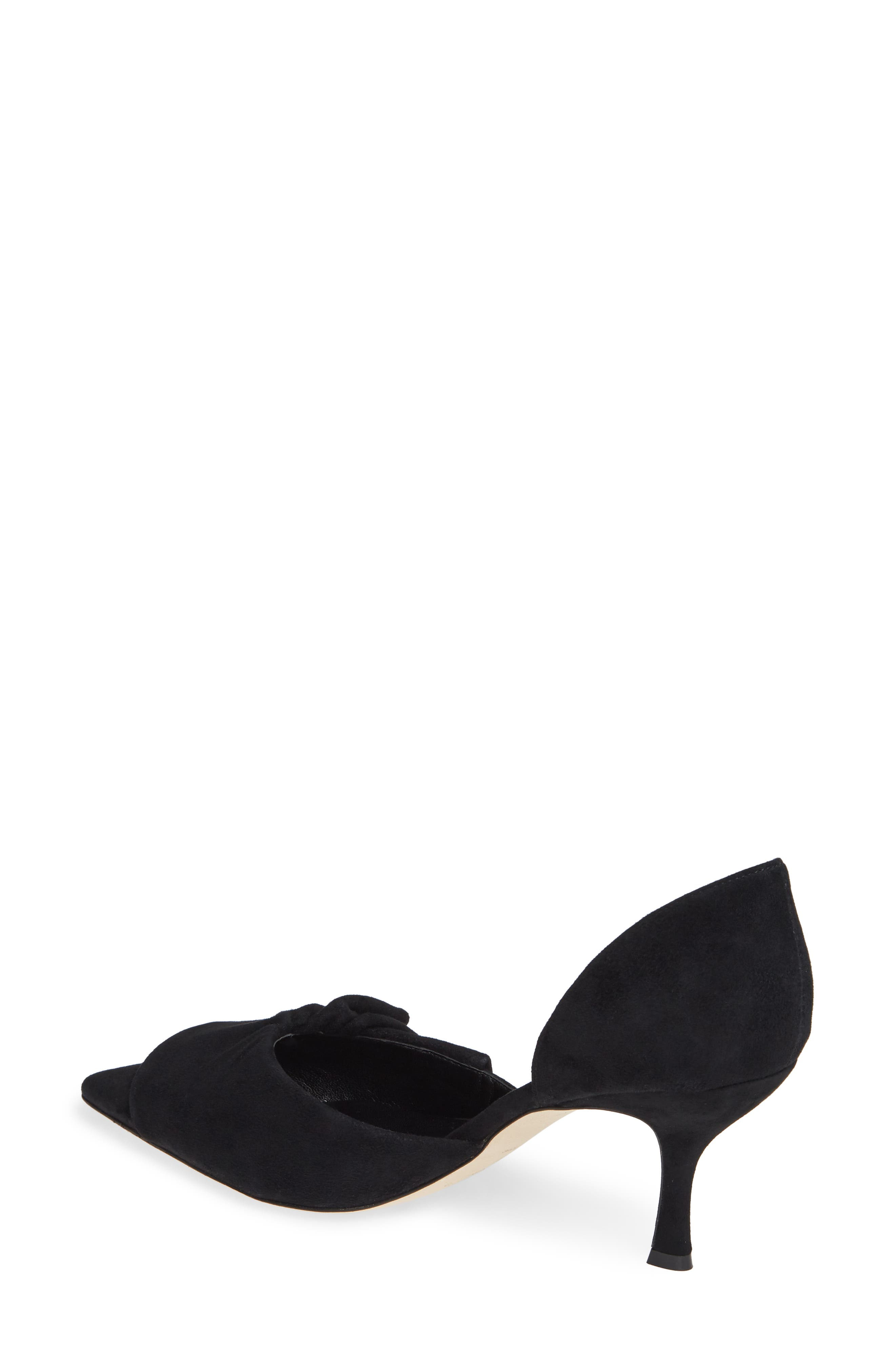 KATE SPADE NEW YORK,                             shayna d'orsay pump,                             Alternate thumbnail 2, color,                             006