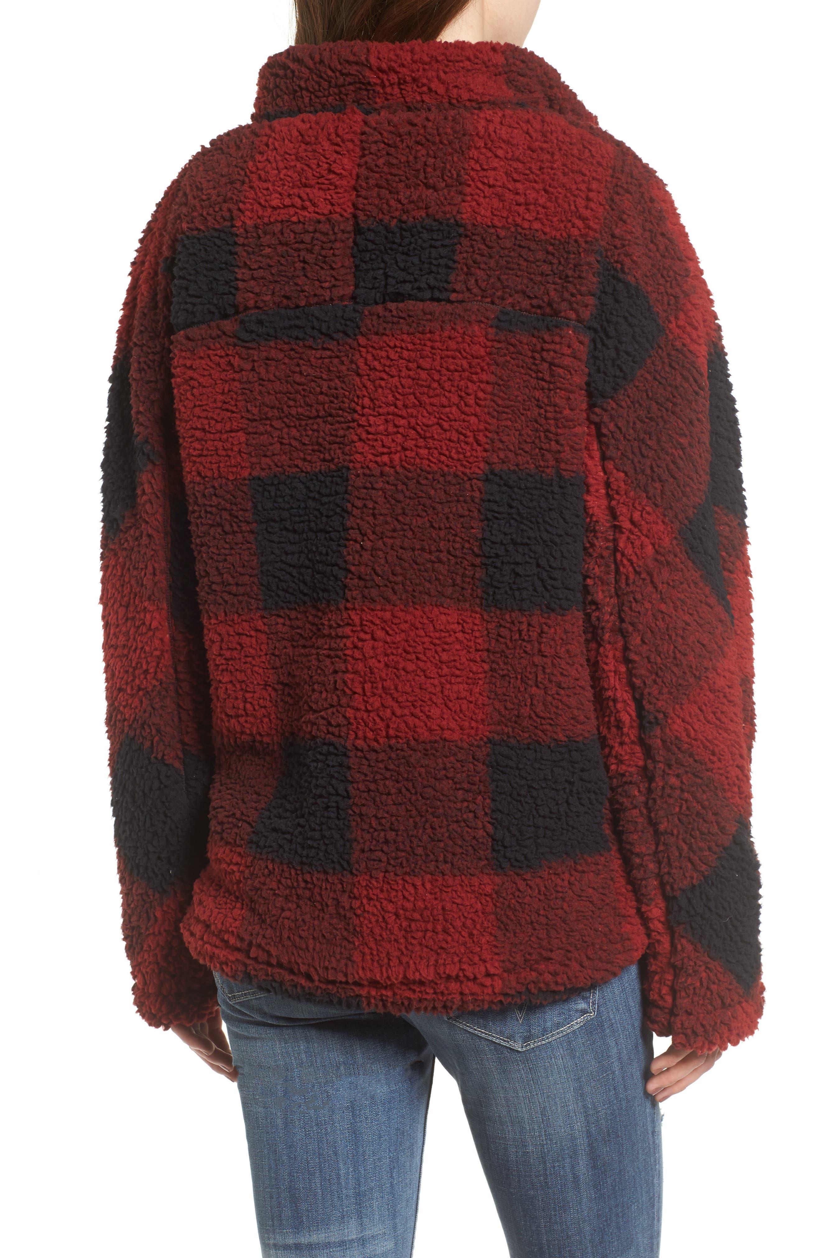 Wubby Fleece Pullover,                             Alternate thumbnail 15, color,