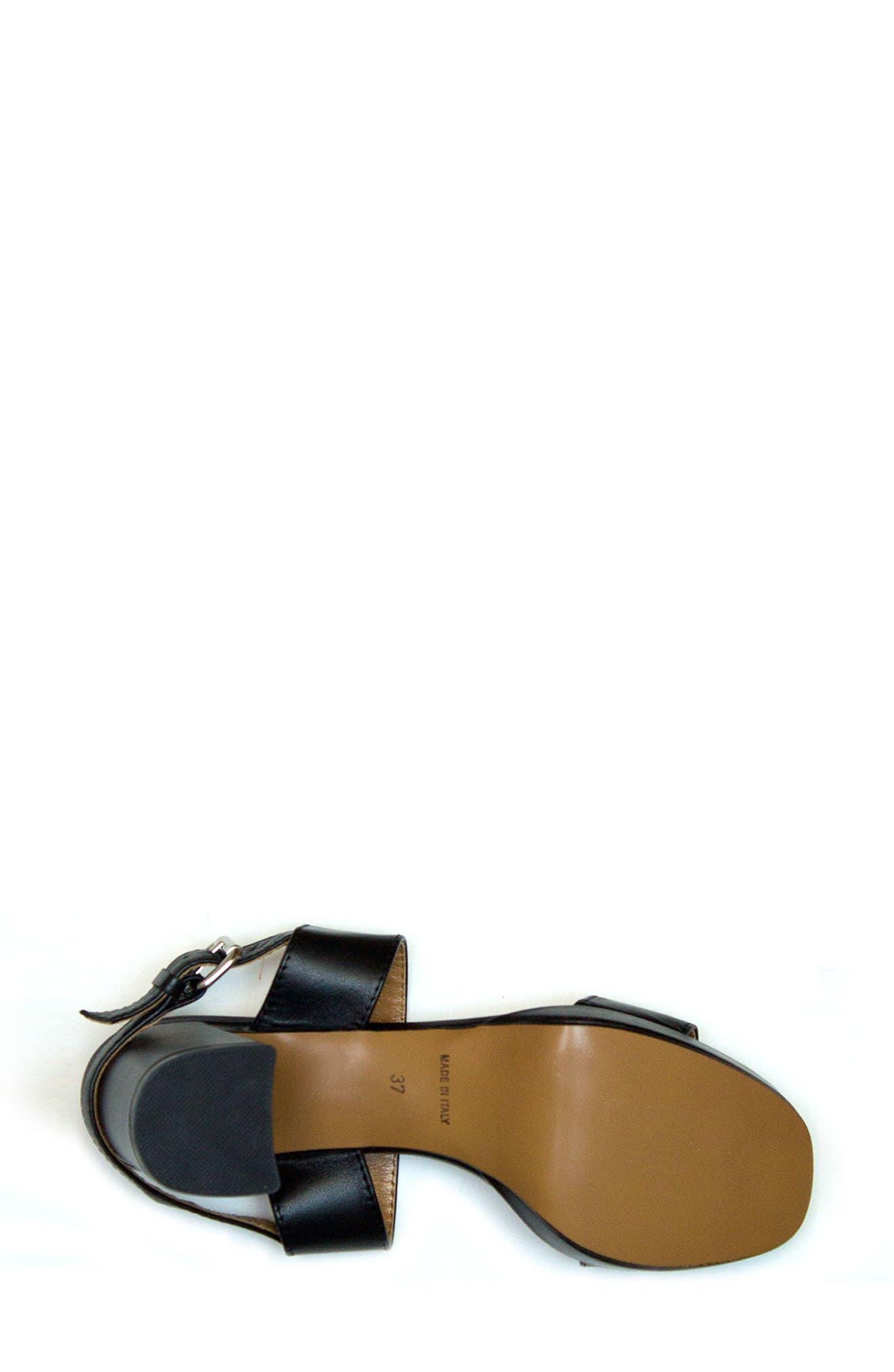 Summit Emilia Block Heel Sandal,                             Alternate thumbnail 10, color,