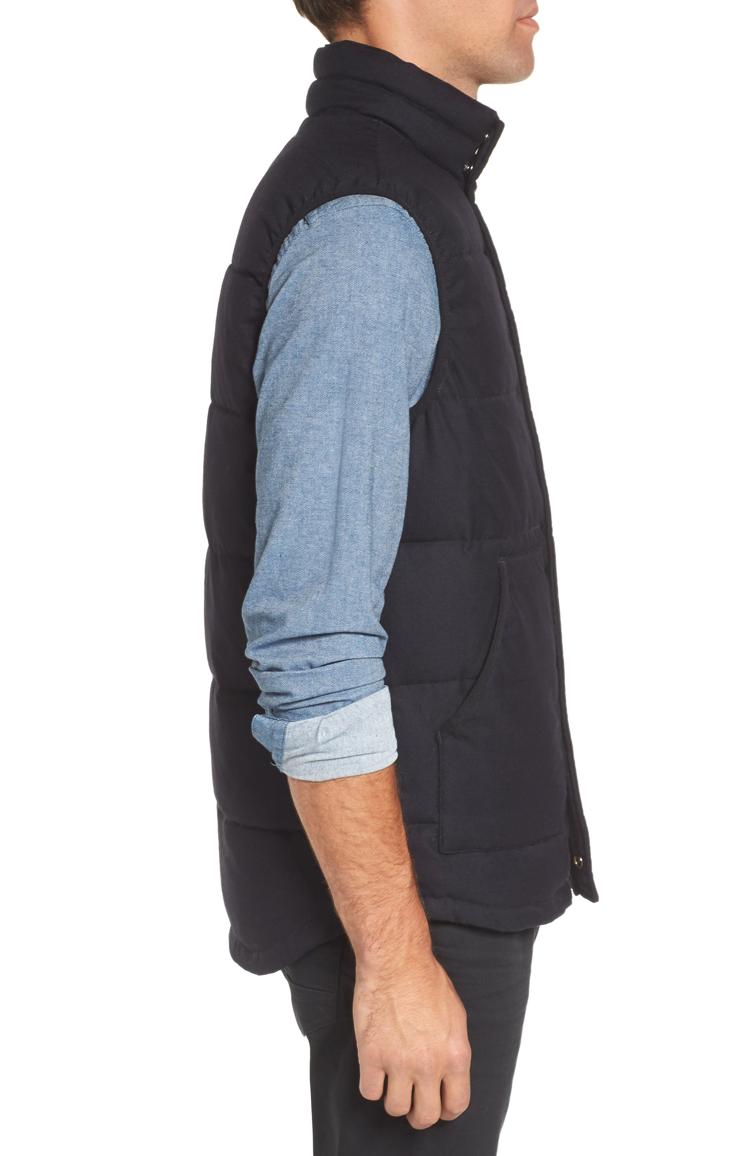 Quilted Vest,                             Alternate thumbnail 3, color,                             410