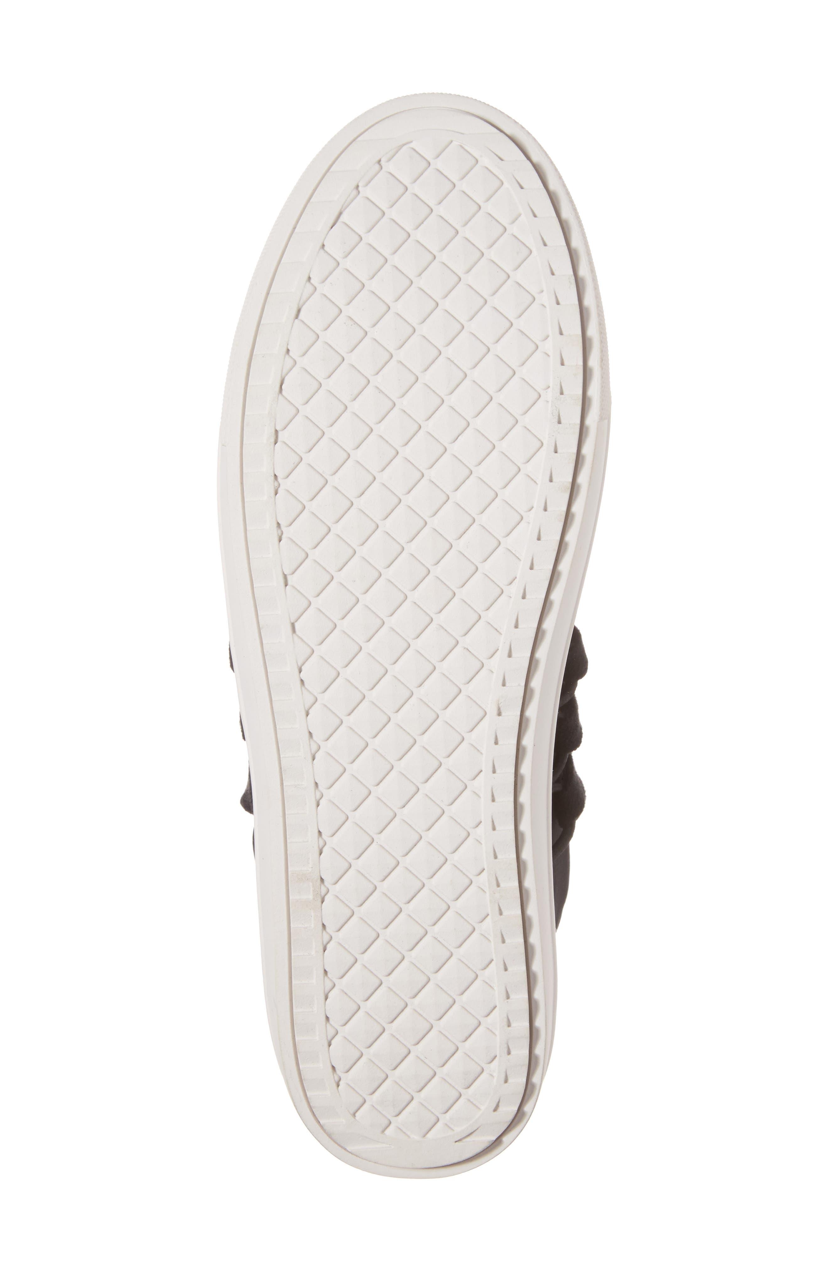 Lancer Sneaker,                             Alternate thumbnail 6, color,                             BLACK