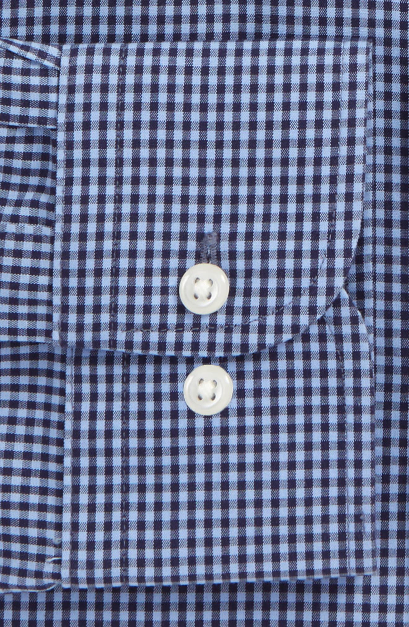 Smartcare<sup>™</sup> Traditional Fit Check Dress Shirt,                             Alternate thumbnail 19, color,