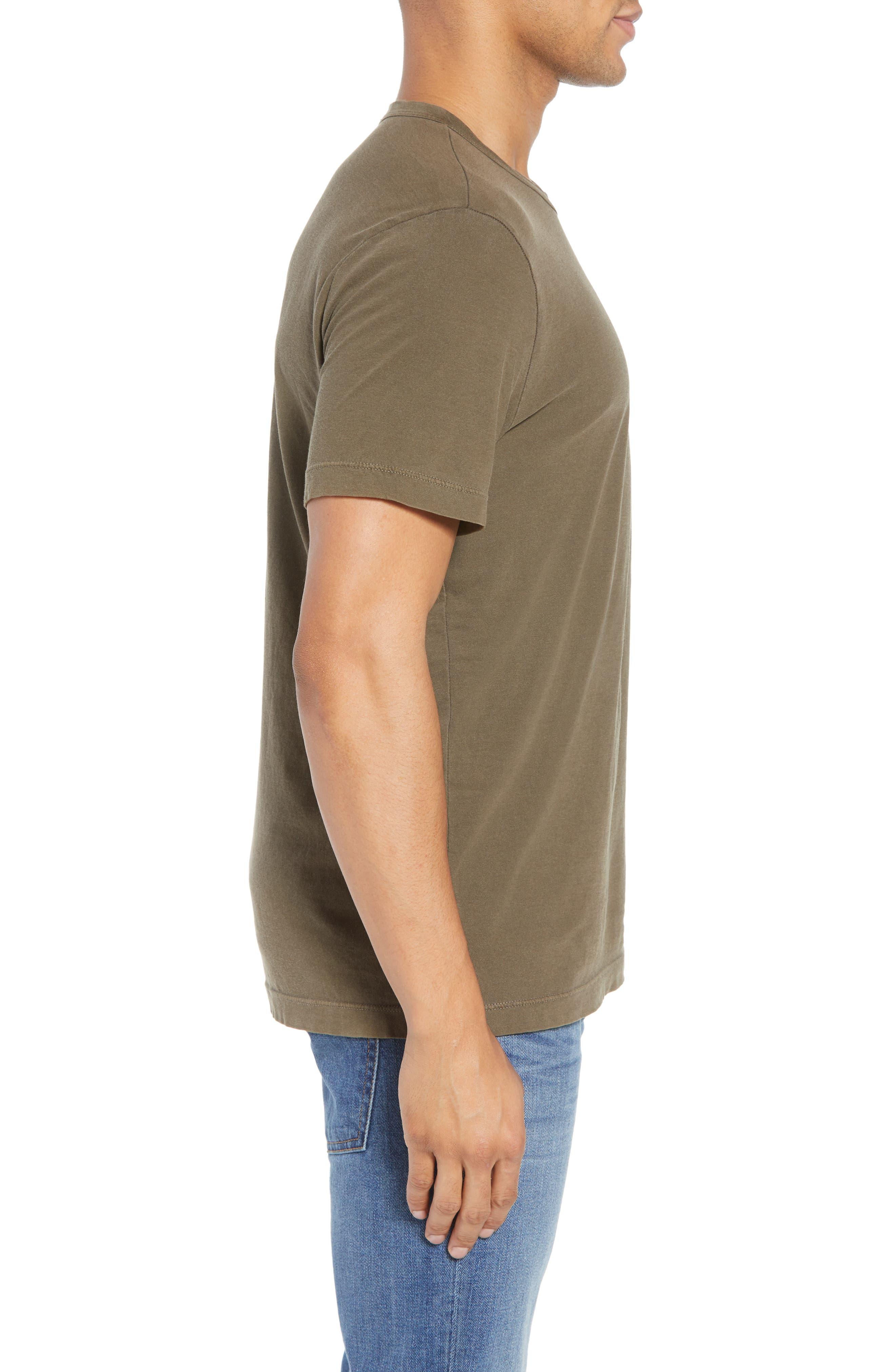 Crewneck Jersey T-Shirt,                             Alternate thumbnail 318, color,