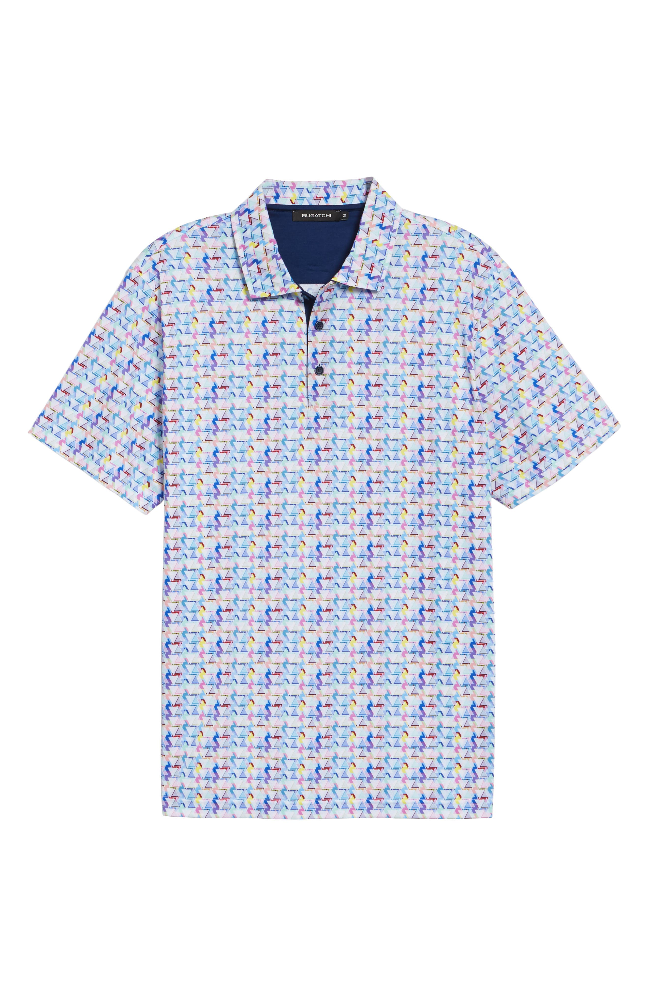 Knit Polo,                             Alternate thumbnail 6, color,