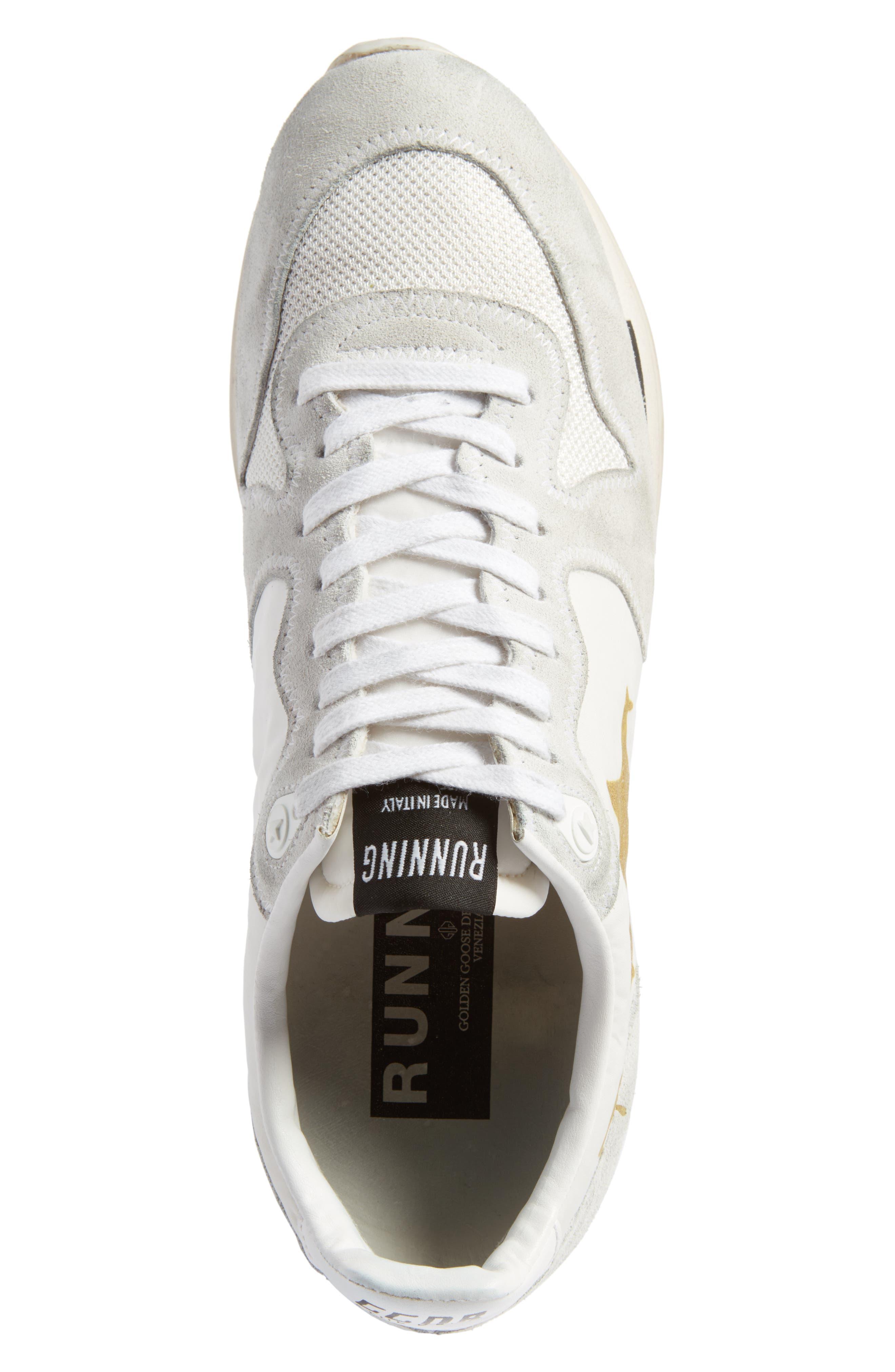 Running Trainer Sneaker,                             Alternate thumbnail 5, color,
