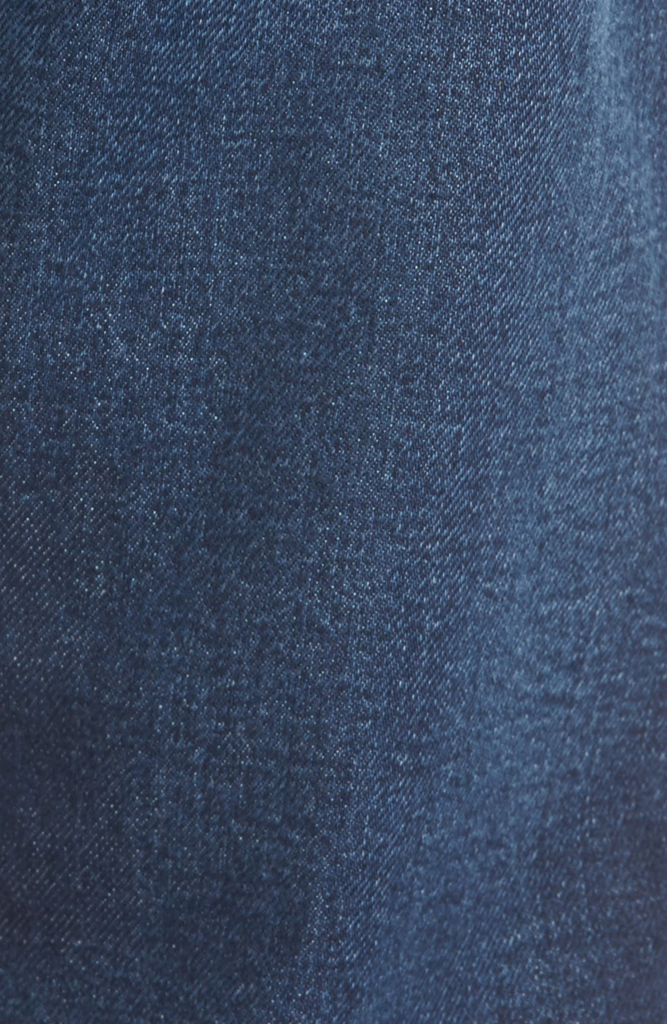 Tack Slim Fit Jeans,                             Alternate thumbnail 5, color,                             401