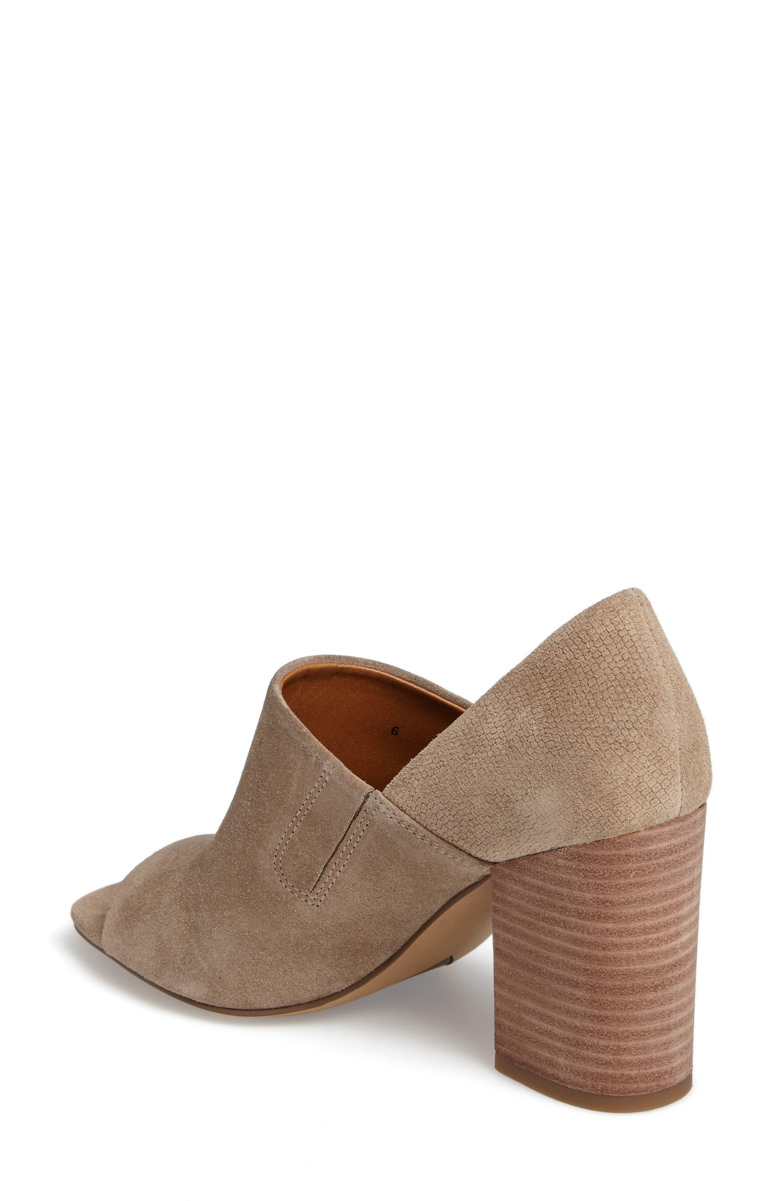 Ellison Block Heel Sandal,                             Alternate thumbnail 6, color,