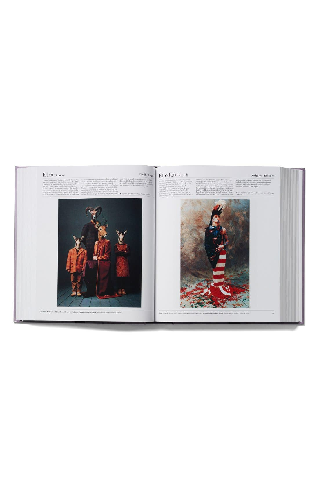 'The Fashion Book' Book,                             Alternate thumbnail 2, color,                             500