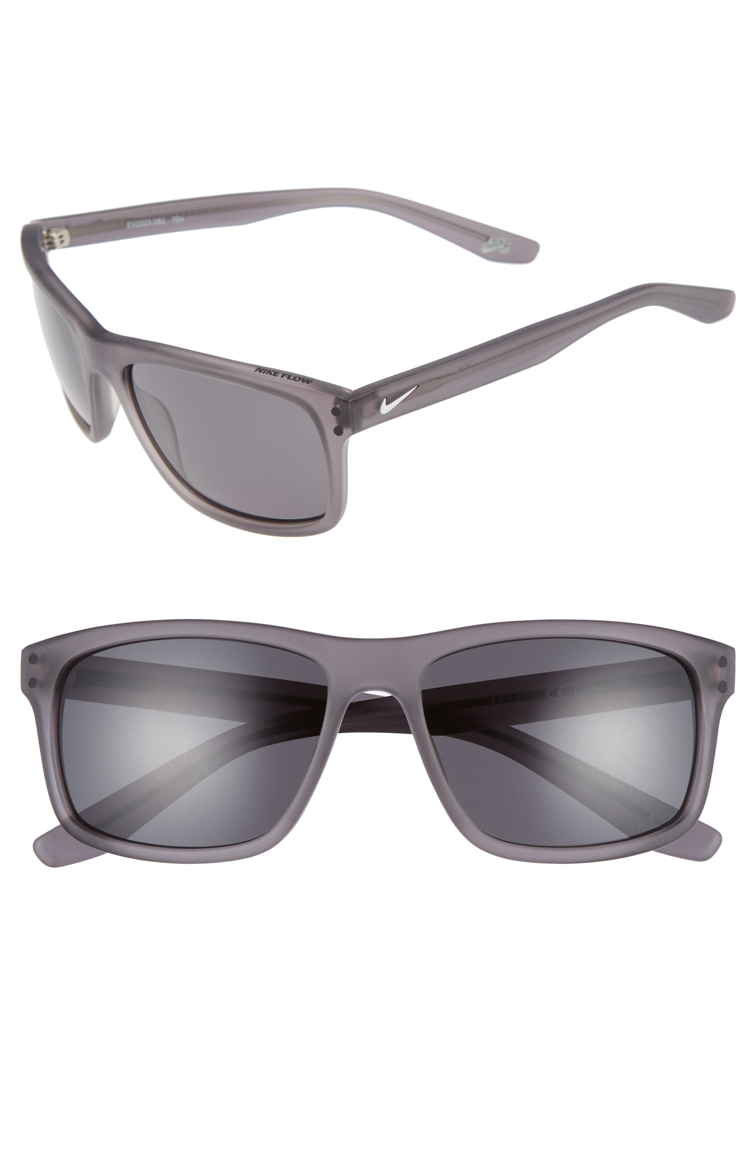 Nike Flow 5m Sunglasses - Matte Anthracite