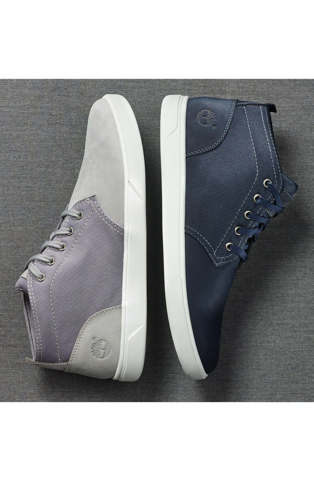 Earthkeepers<sup>™</sup> 'Groveton' Chukka Sneaker,                             Alternate thumbnail 11, color,                             001