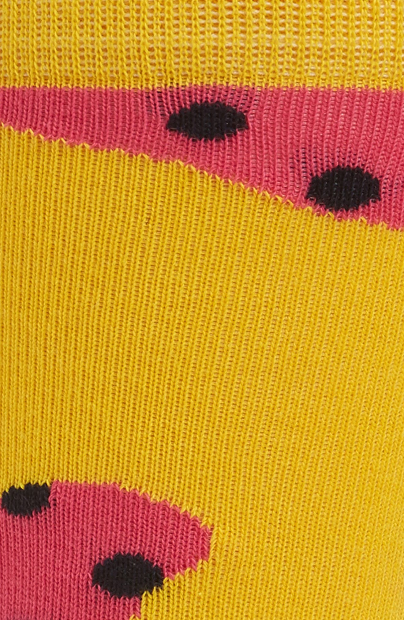 Cow Spot Socks,                             Alternate thumbnail 2, color,                             730