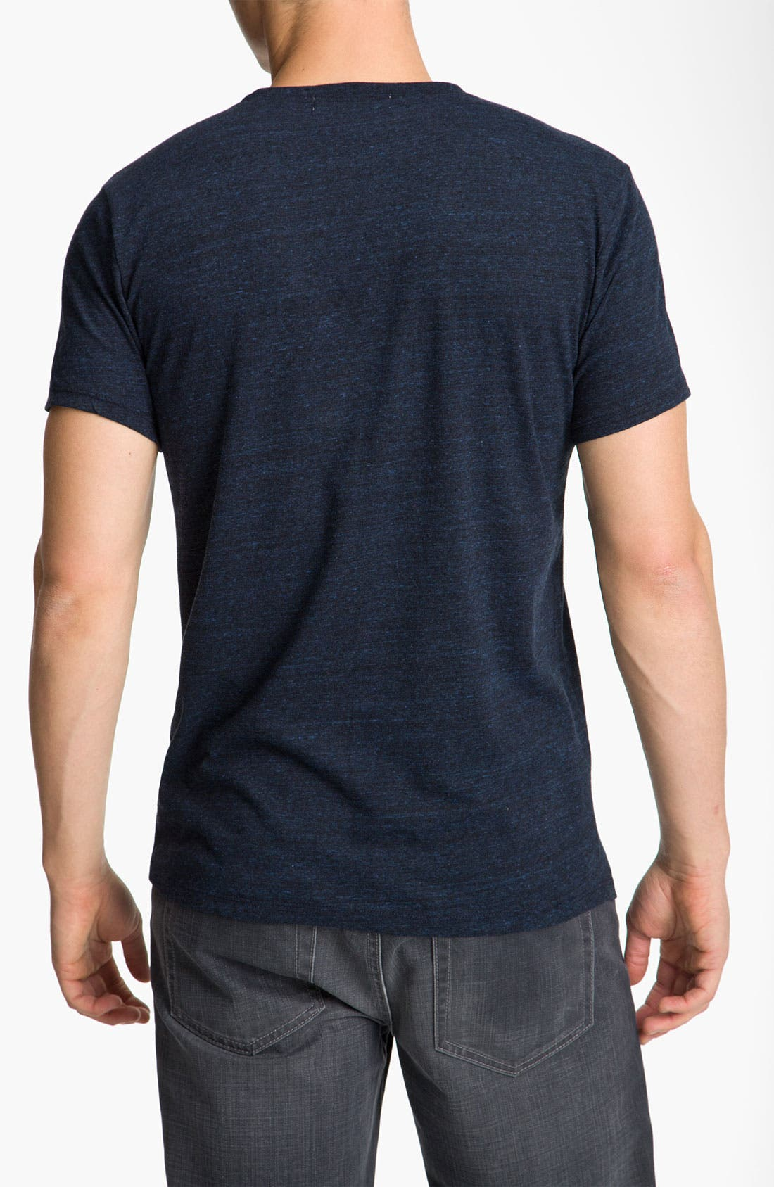 Threads for Thought Heathered Crew Neck,                             Alternate thumbnail 37, color,