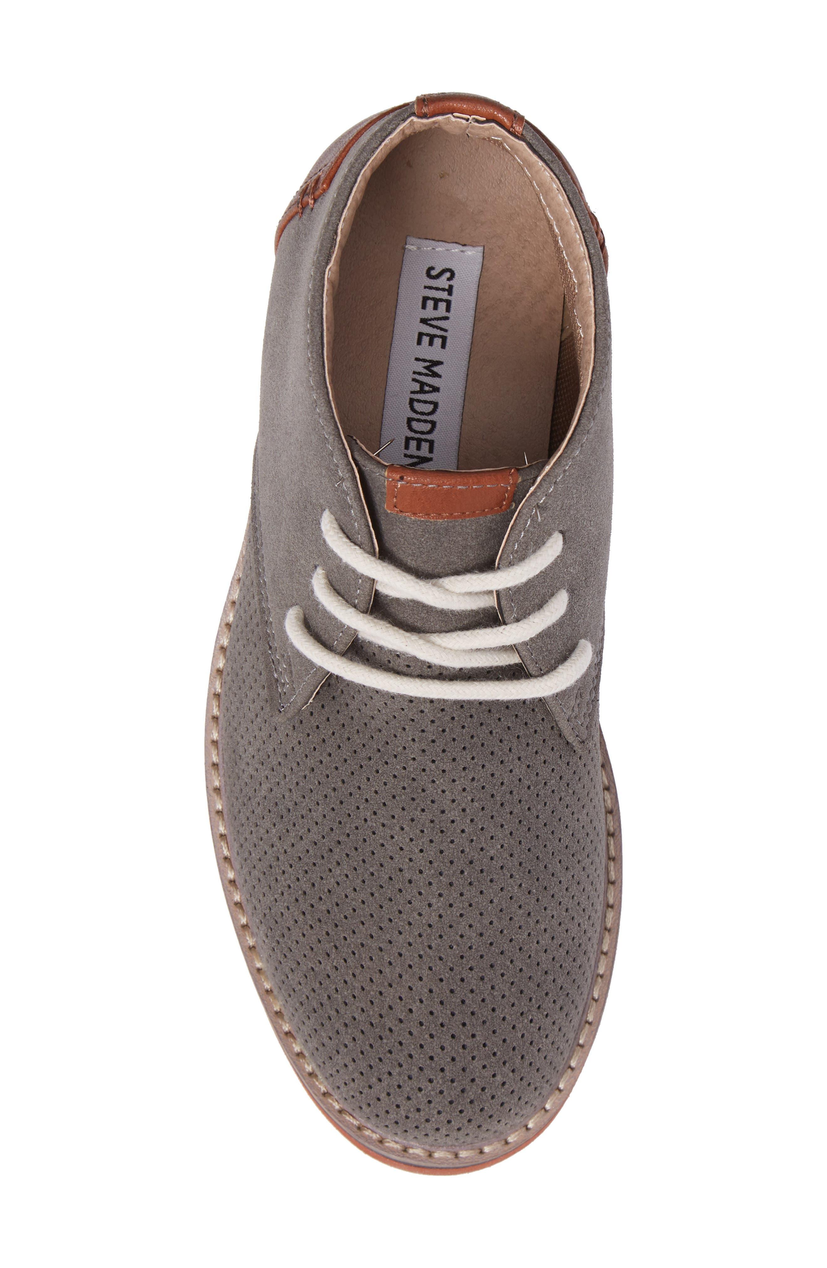 Baden Perforated Chukka Shoe,                             Alternate thumbnail 5, color,                             055