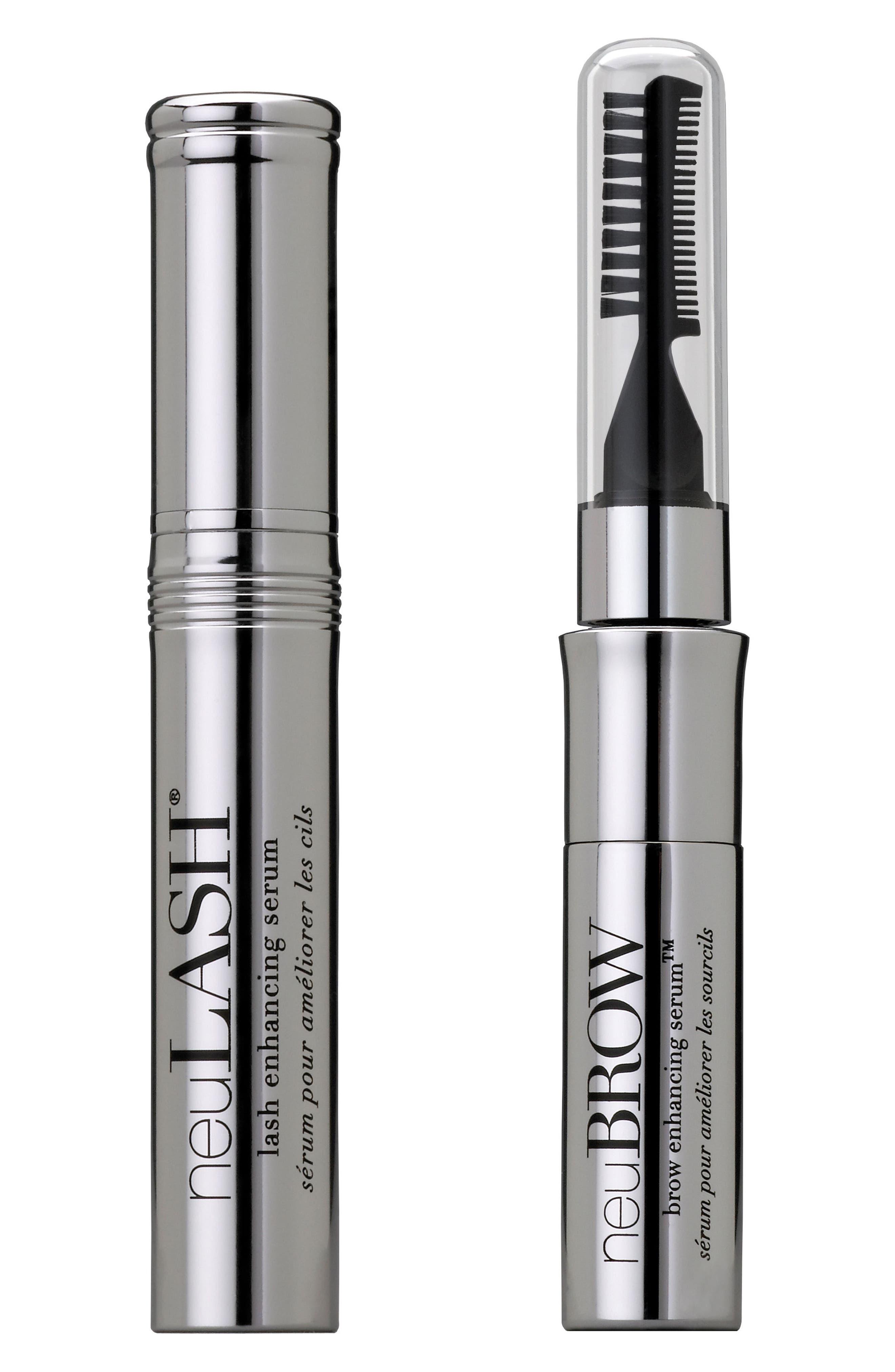 Lash & Brow Enhancing Serum Duo,                         Main,                         color, 000
