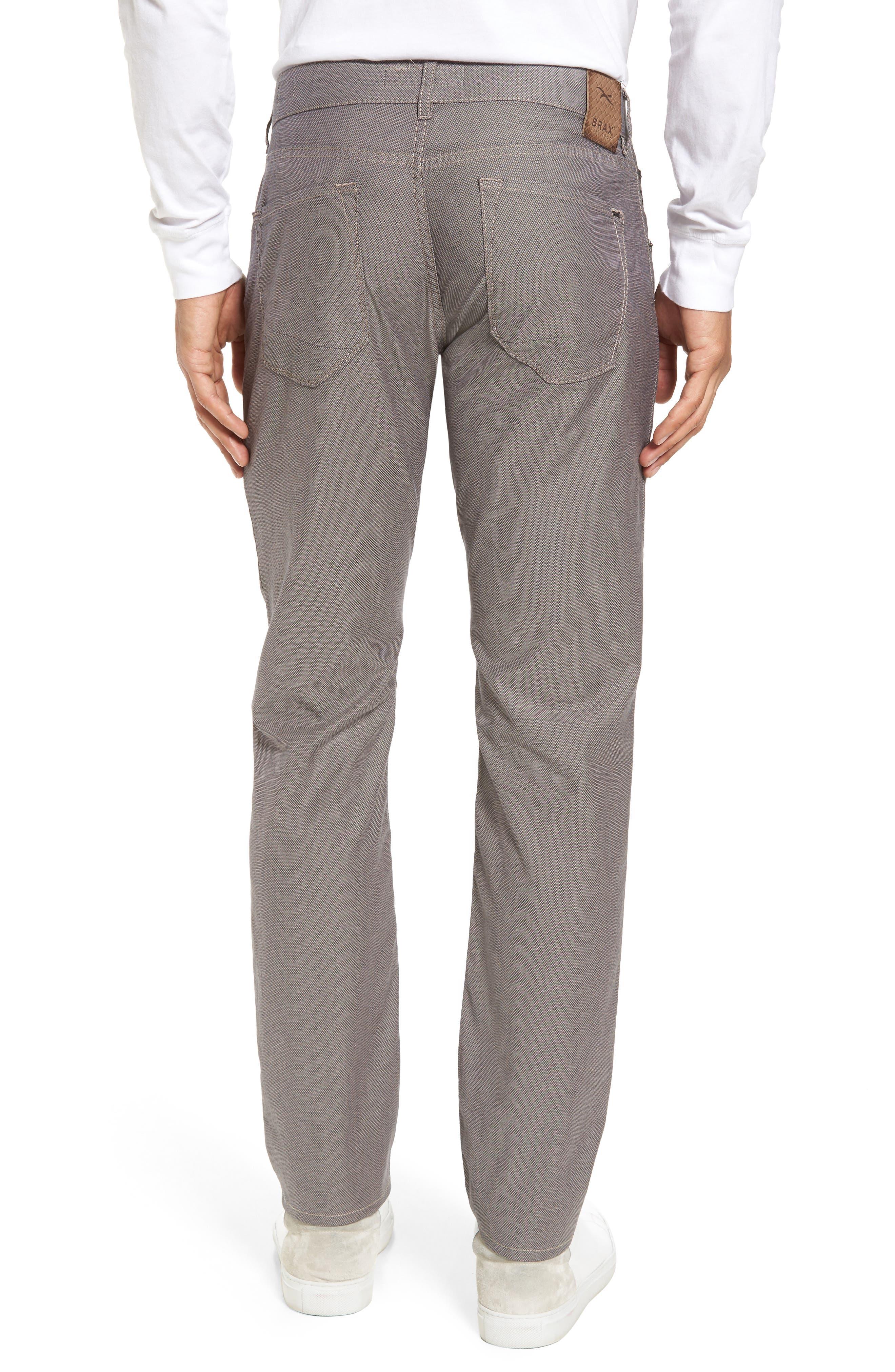 Chuck Stretch Cotton Pants,                             Alternate thumbnail 3, color,