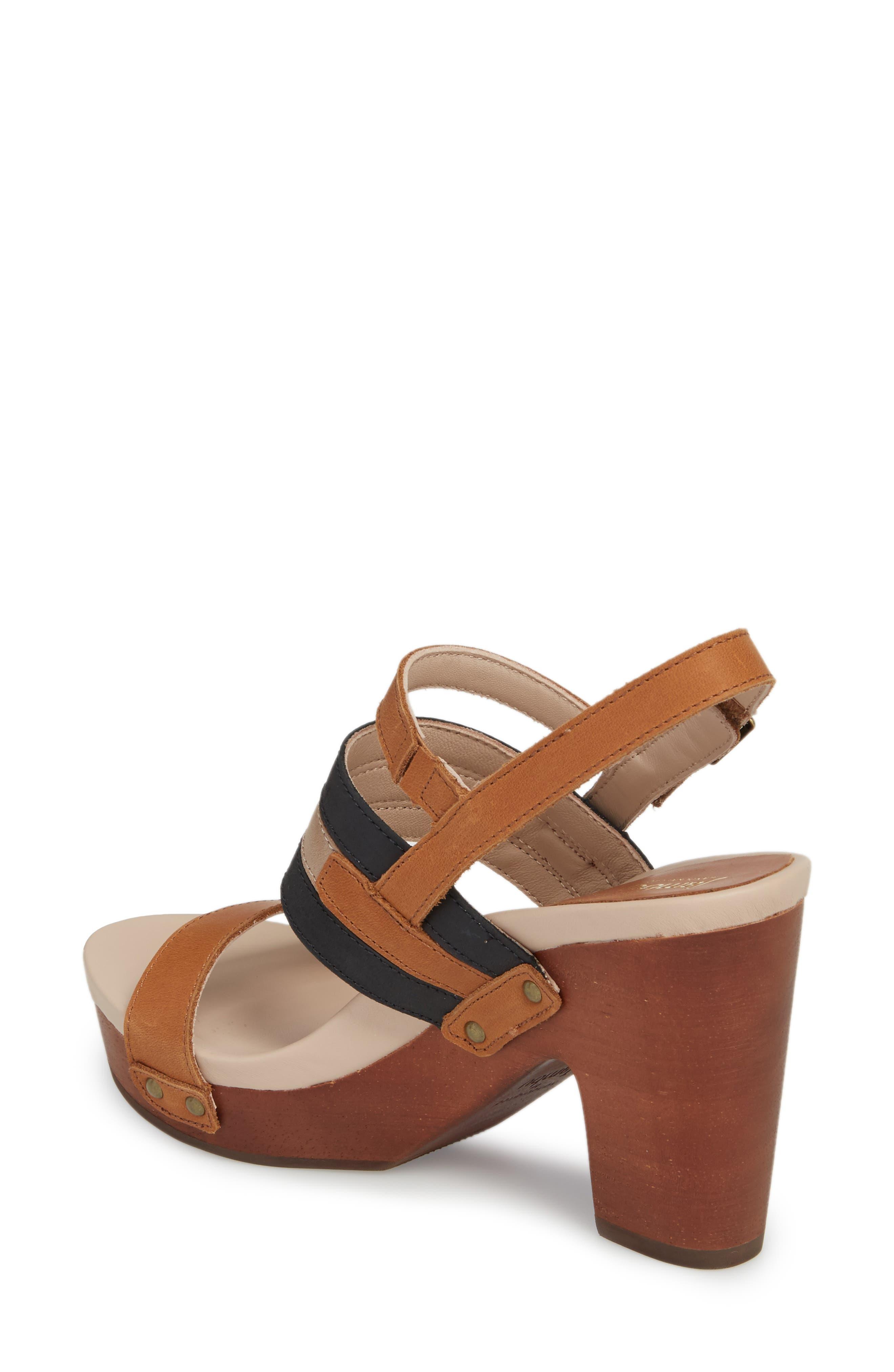 Viola Platform Sandal,                             Alternate thumbnail 2, color,                             200