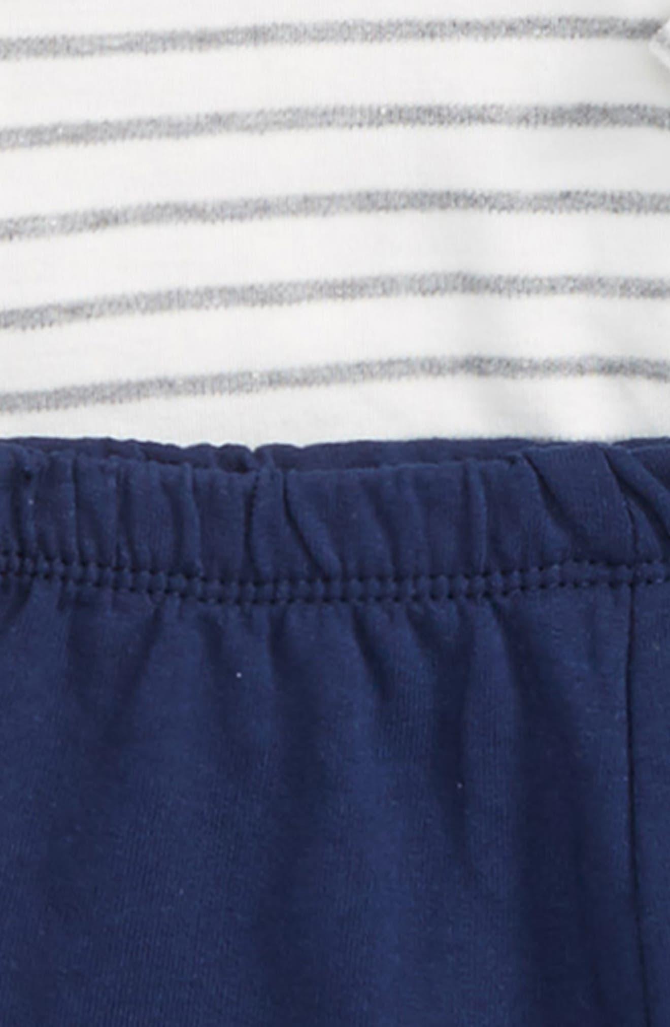 Star Hoodie, Bodysuit & Pants Set,                             Alternate thumbnail 2, color,                             479