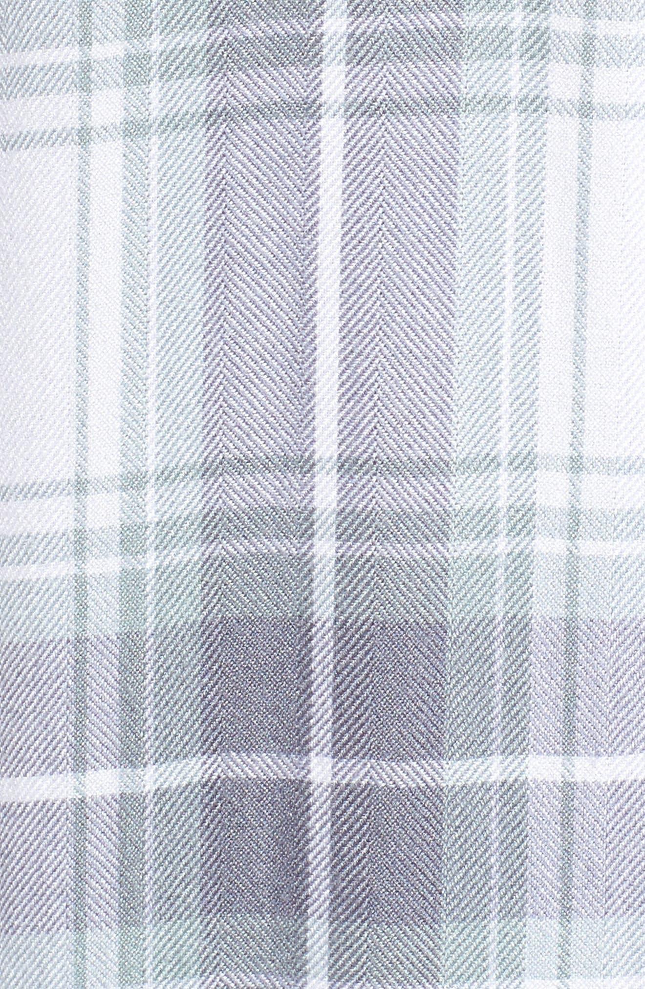 Hunter Plaid Shirt,                             Alternate thumbnail 611, color,