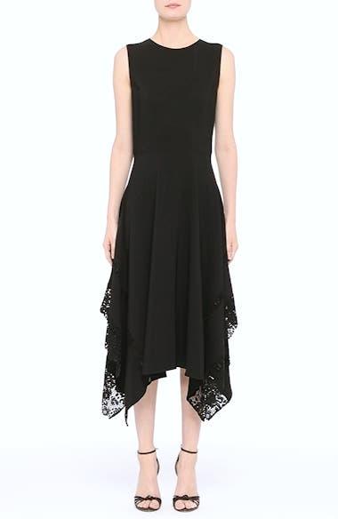 Lace Hem Midi Dress, video thumbnail