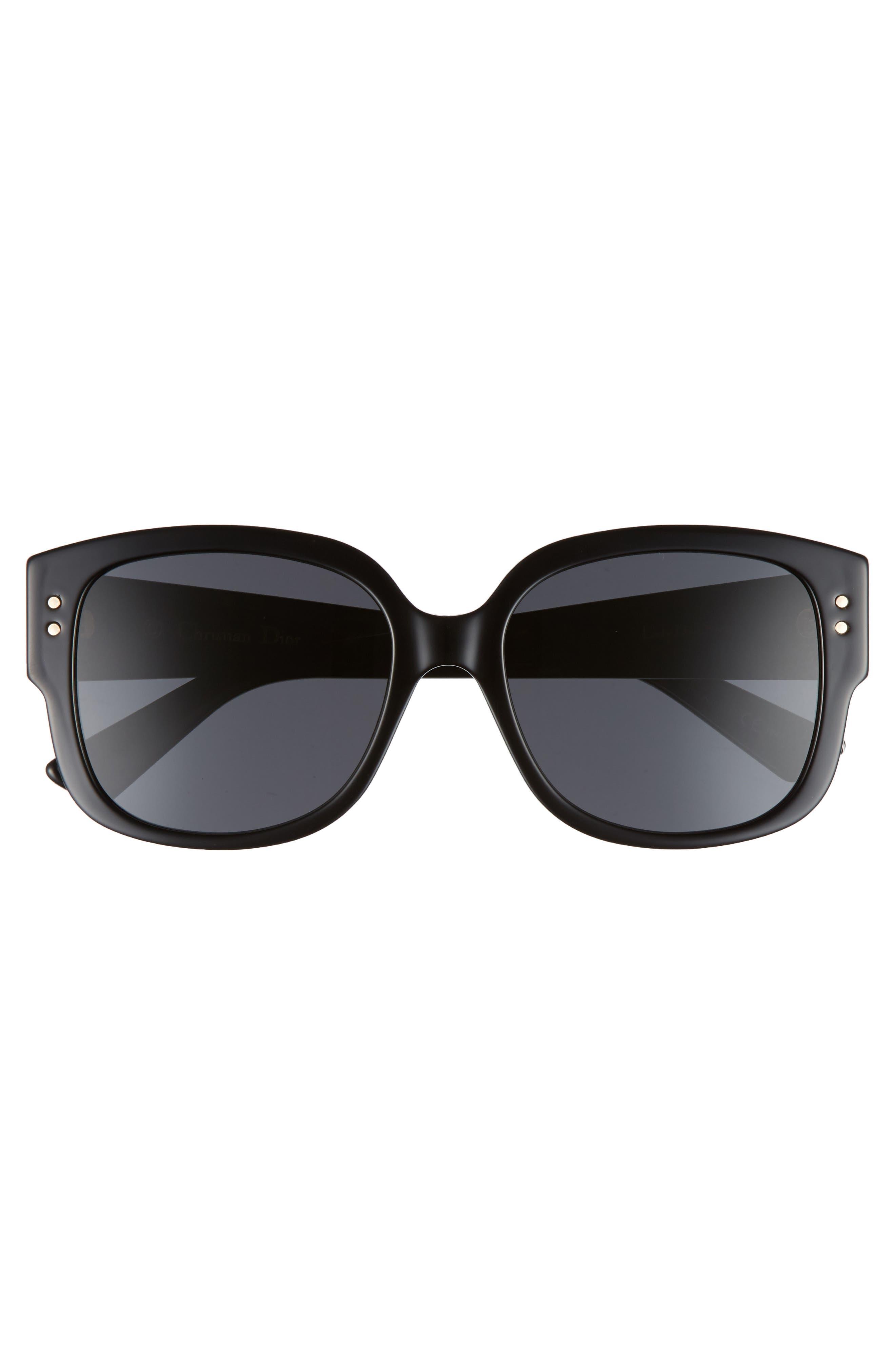 Square 54mm Sunglasses,                             Alternate thumbnail 3, color,                             002