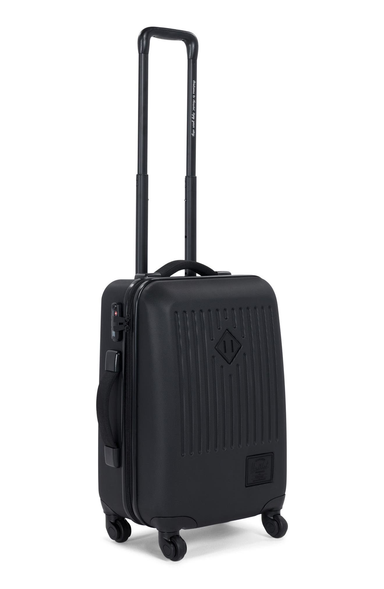Trade 23-Inch Wheeled Suitcase,                             Alternate thumbnail 3, color,                             001