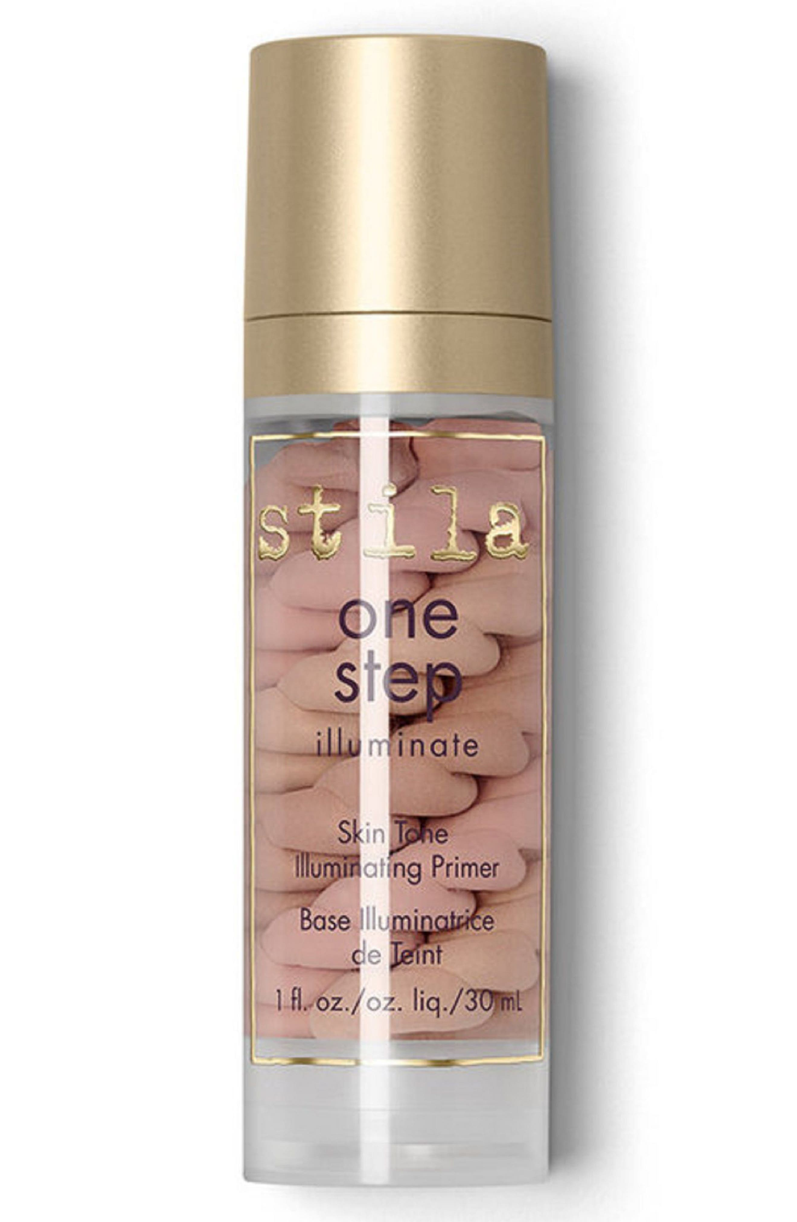 STILA One Step Illuminate Skin Tone Illuminating Serum, Main, color, NO COLOR