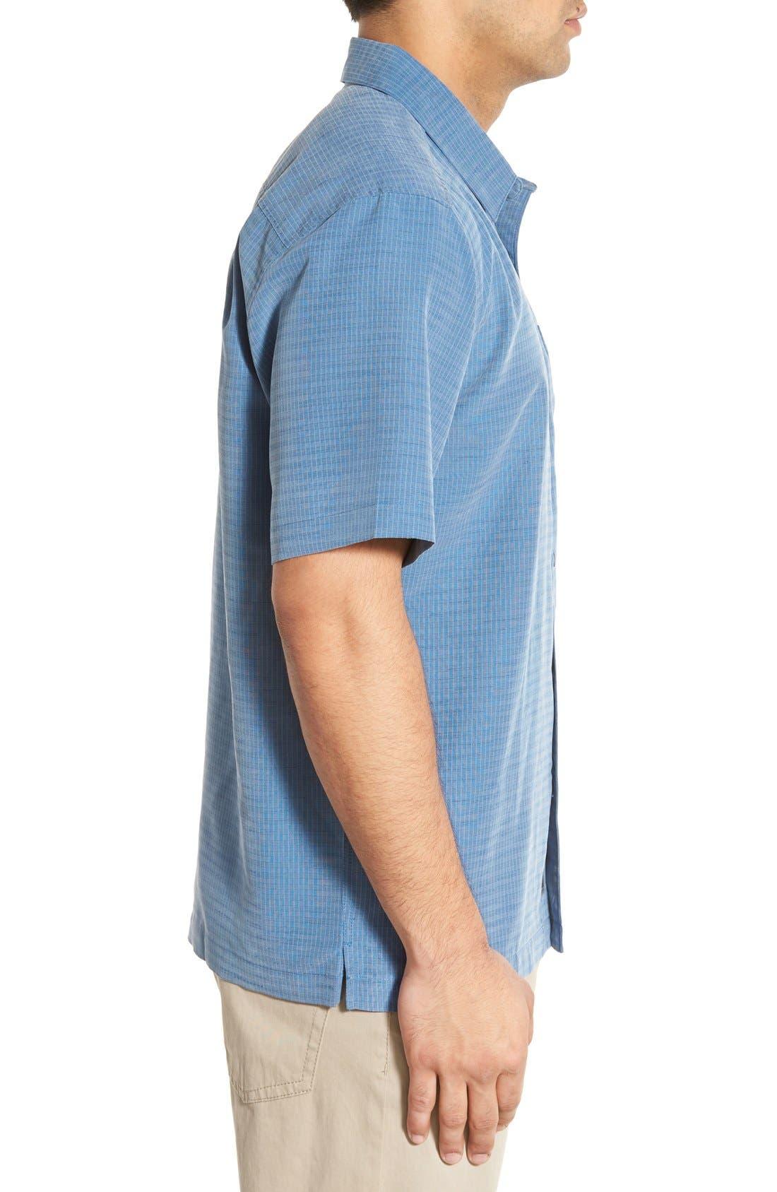 'Centinela 4' Short Sleeve Sport Shirt,                             Alternate thumbnail 32, color,