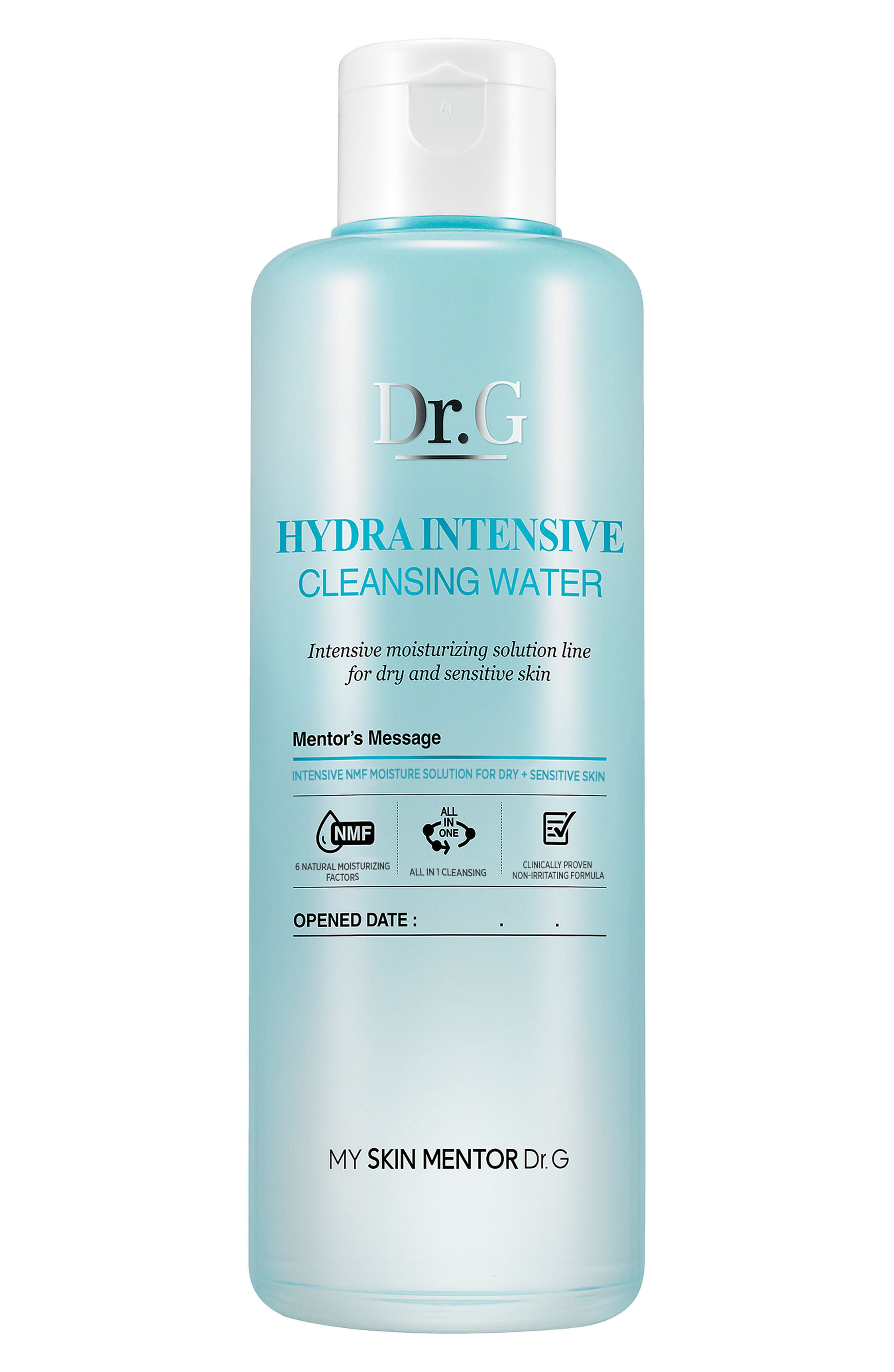 Hydra Intensive Cleansing Water,                         Main,                         color, NO COLOR
