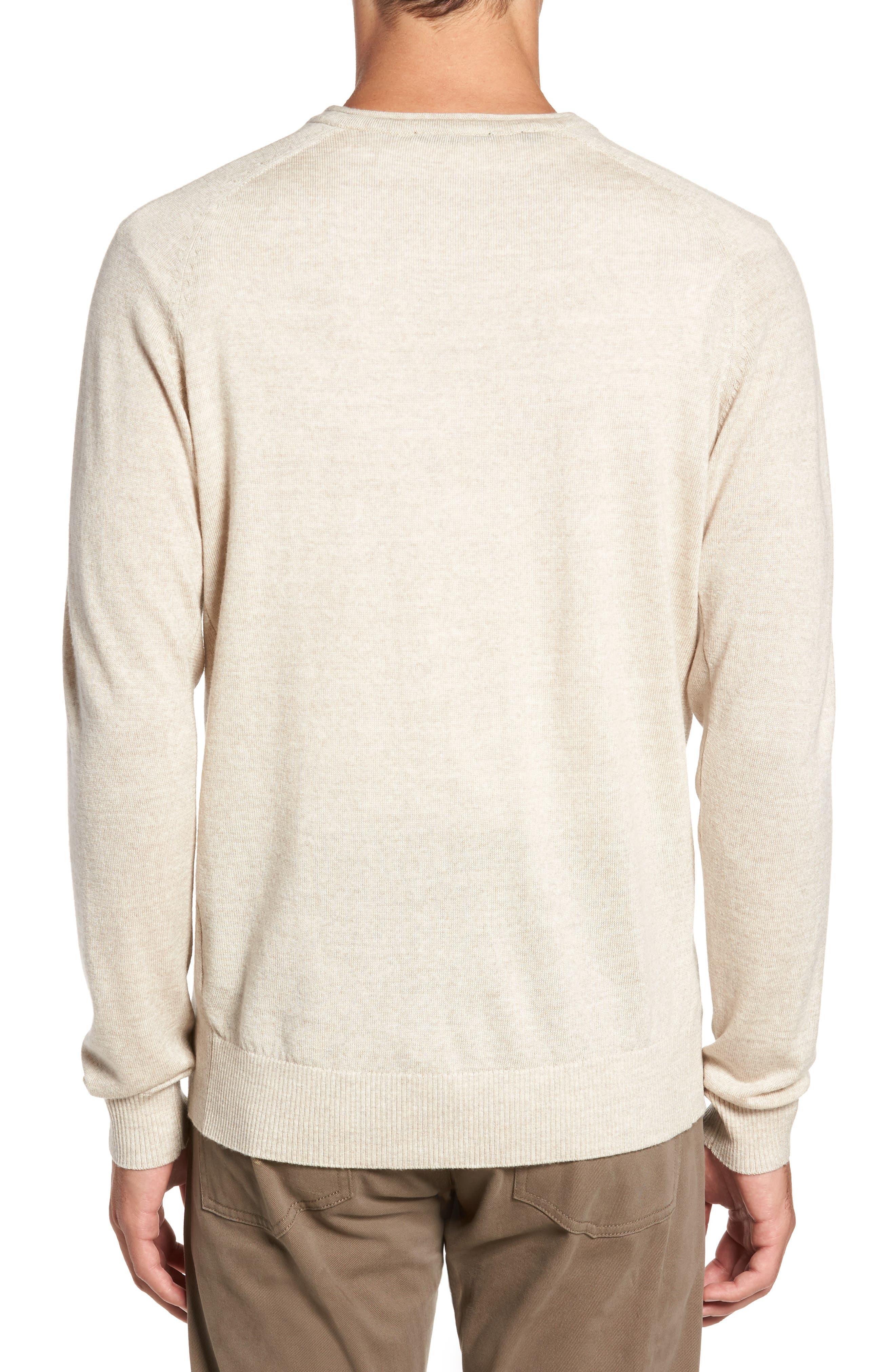 Burfield Wool Sweater,                             Alternate thumbnail 8, color,
