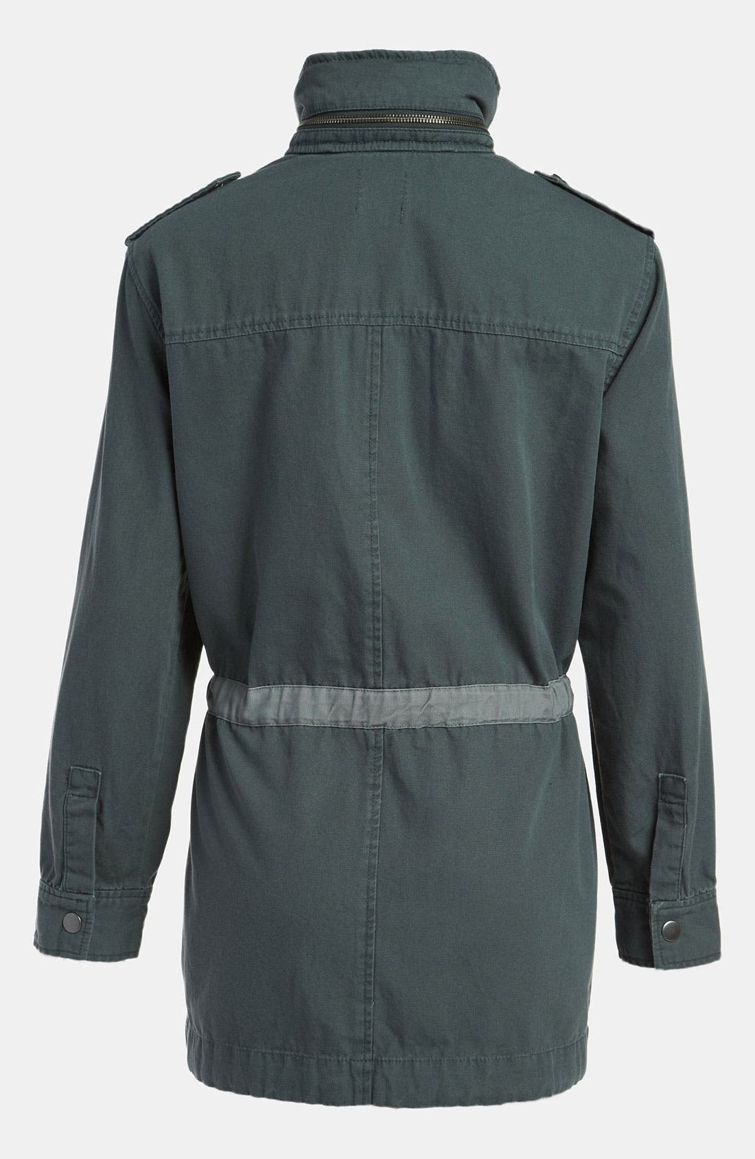 Colorblock Field Jacket,                             Alternate thumbnail 3, color,                             021