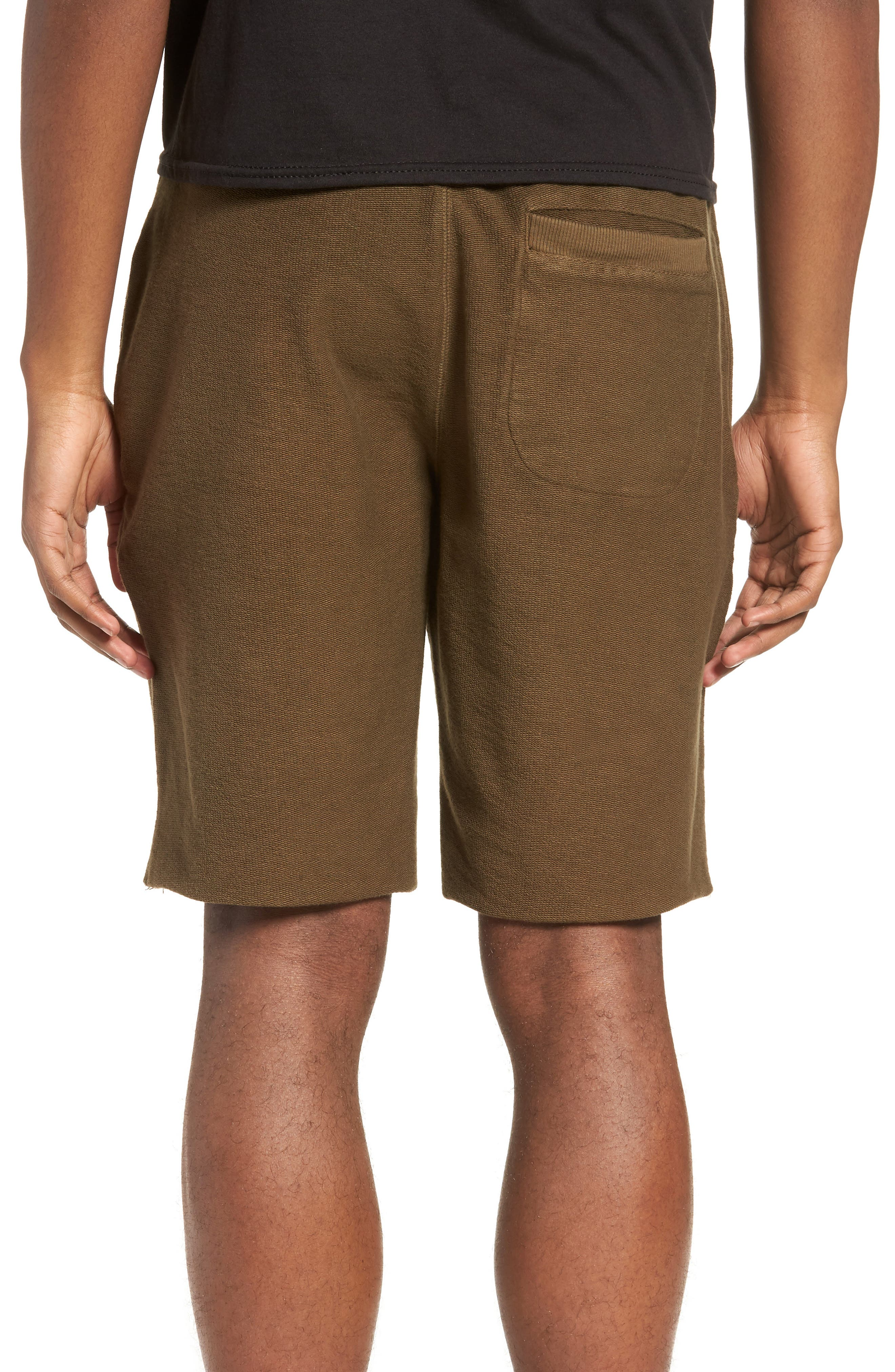 THE RAIL,                             Reverse Terry Shorts,                             Alternate thumbnail 2, color,                             315