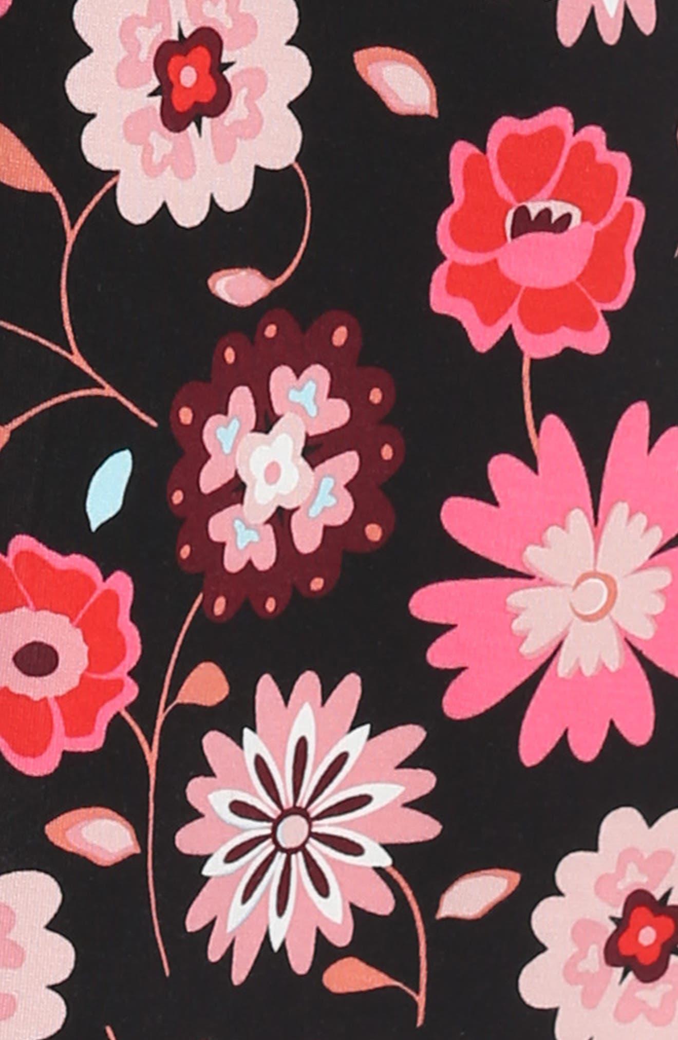 collared shift dress,                             Alternate thumbnail 3, color,                             010