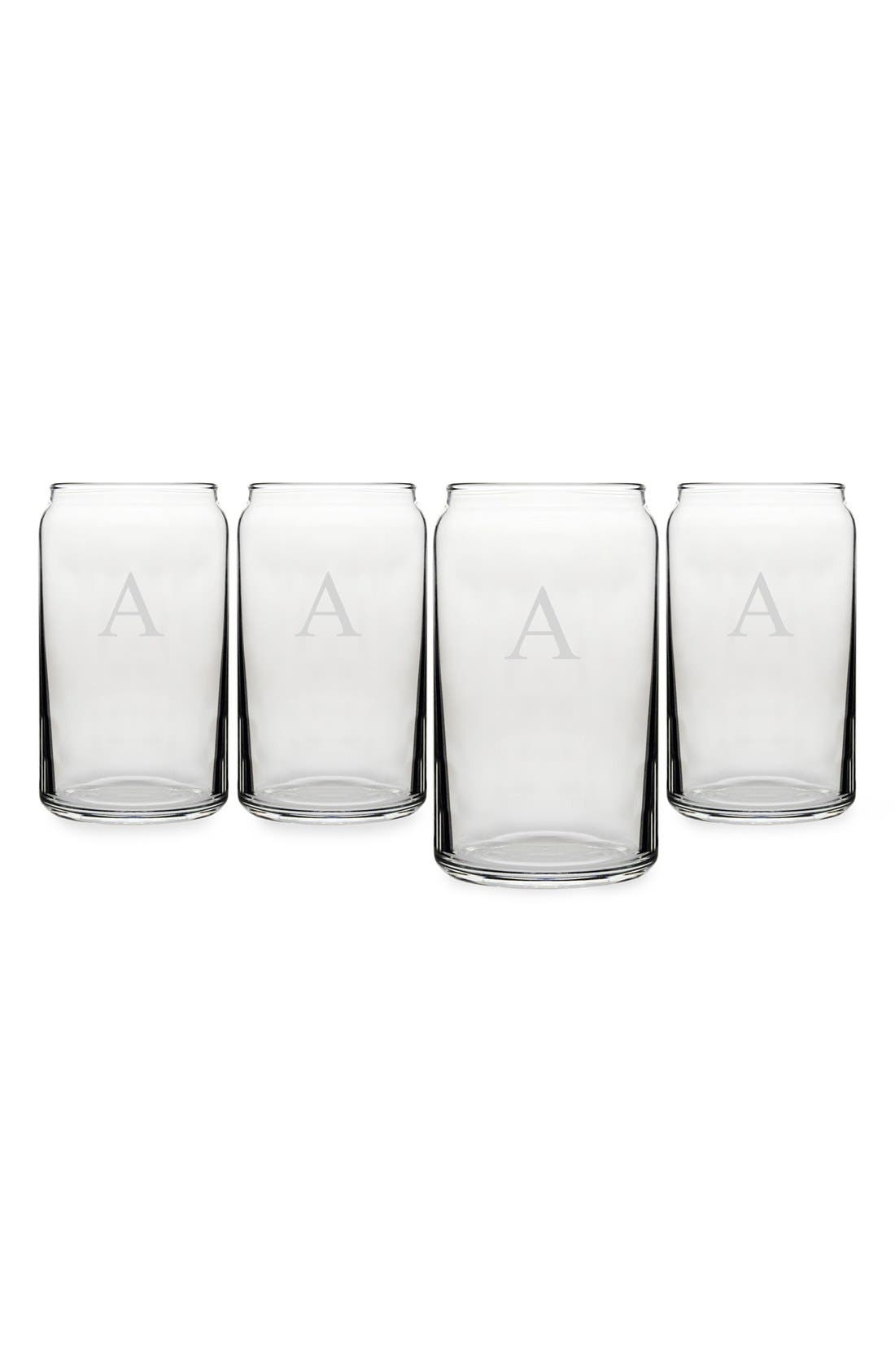 Personalized Craft Home Brew Can Glasses,                             Main thumbnail 25, color,