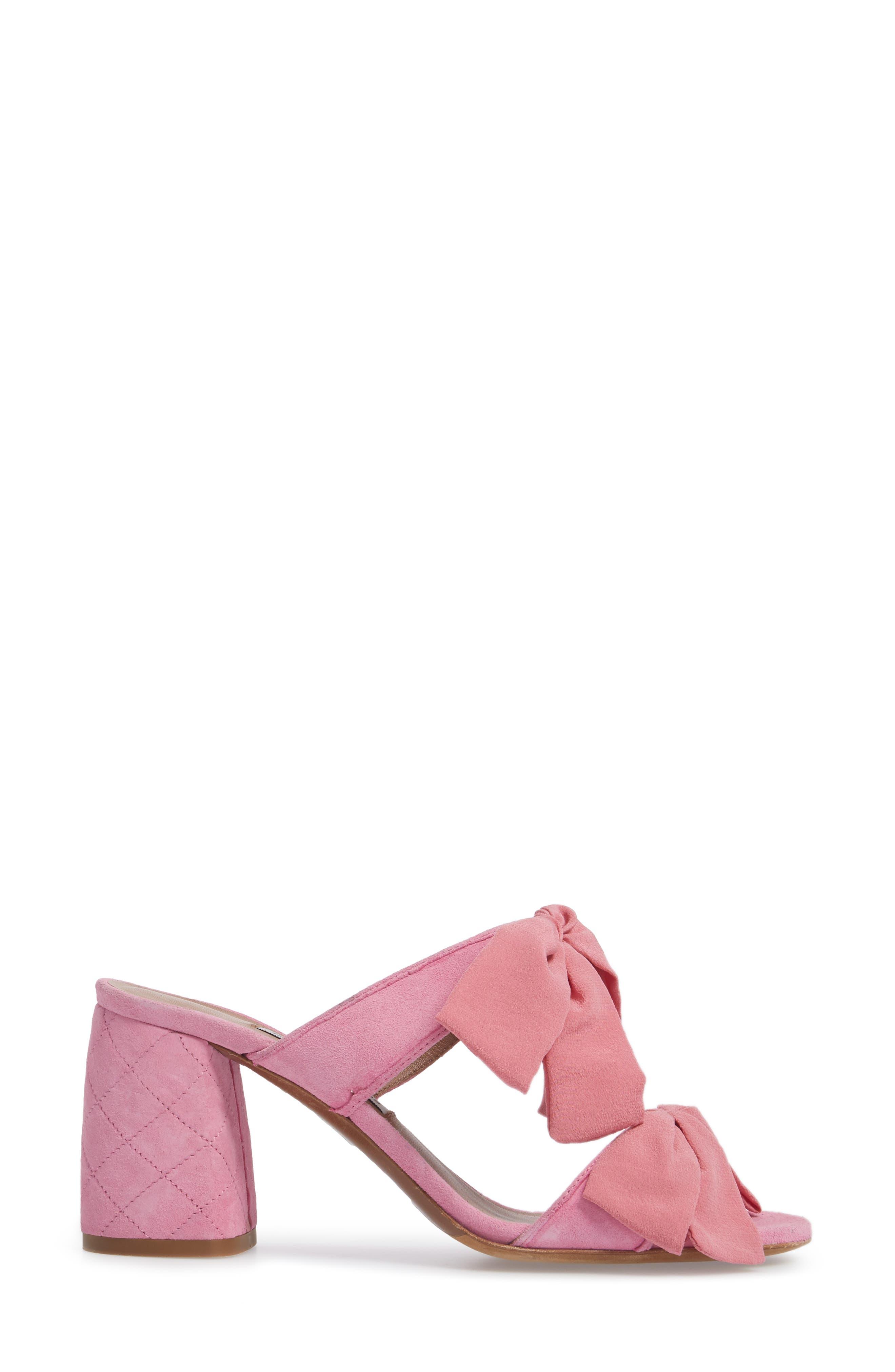Barbi Bow Sandal,                             Alternate thumbnail 6, color,