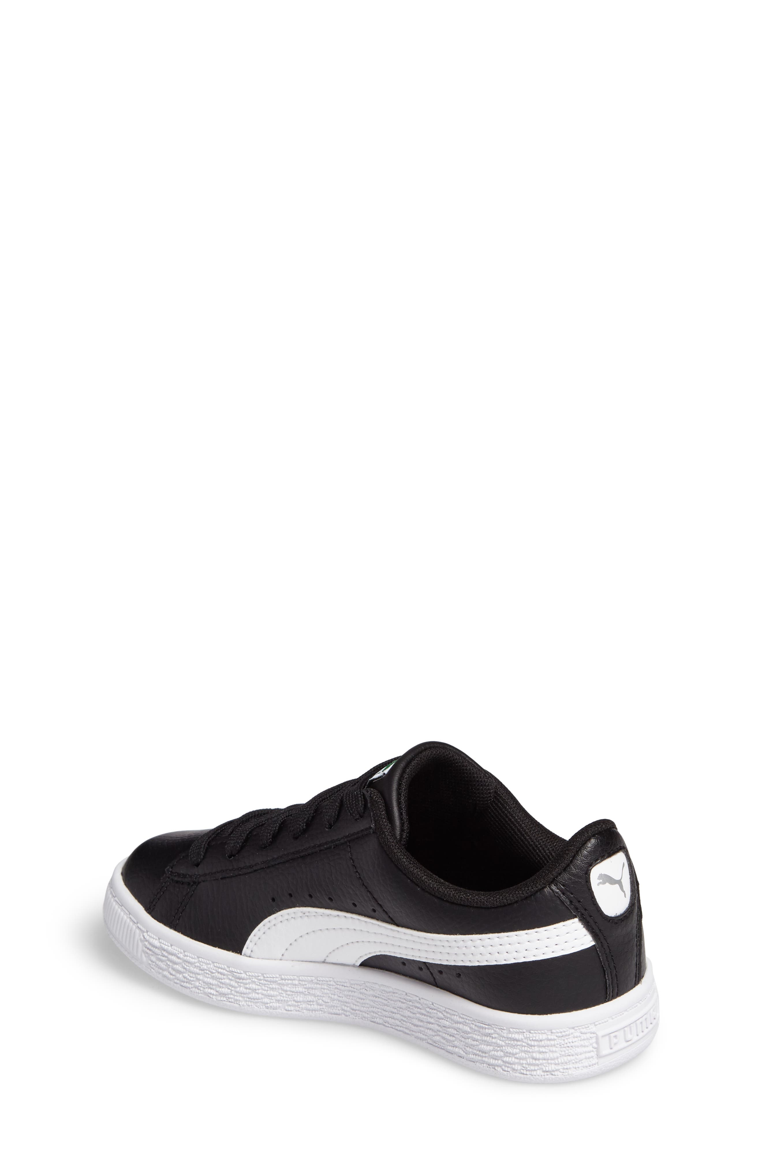 Basket Classic PS Sneaker,                             Alternate thumbnail 2, color,                             001
