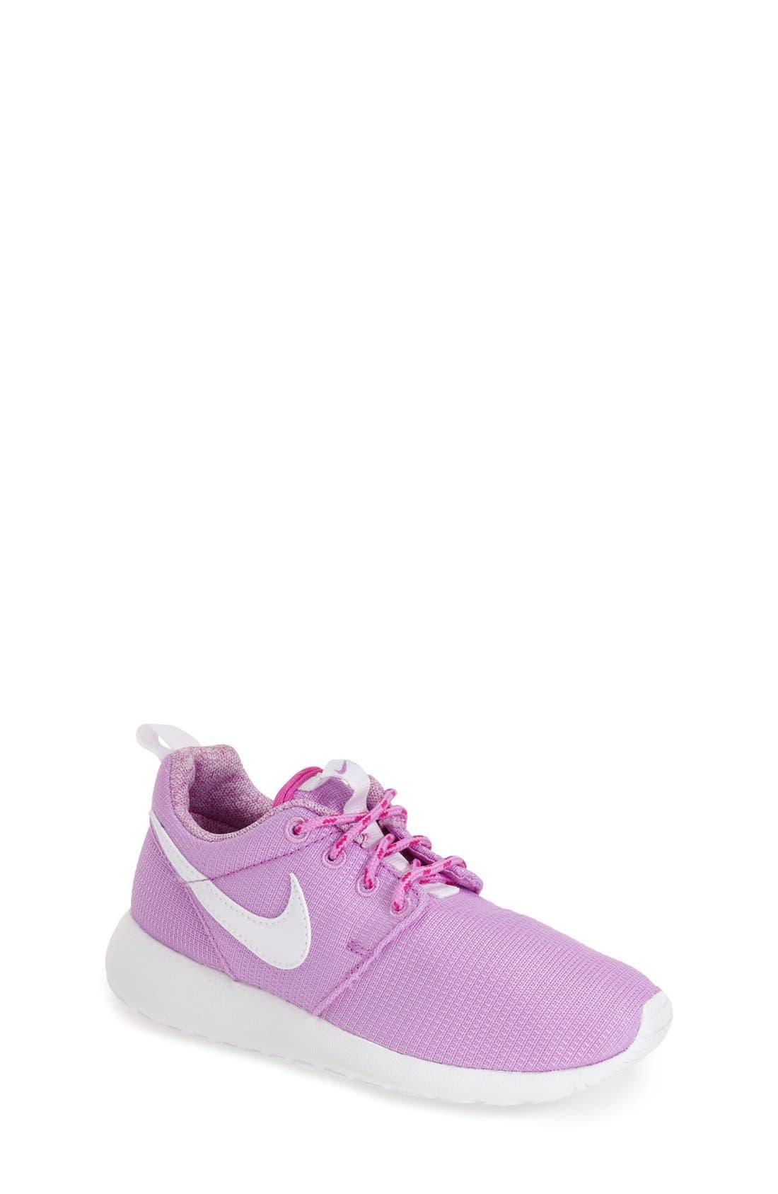 'Roshe Run' Athletic Shoe,                             Main thumbnail 42, color,