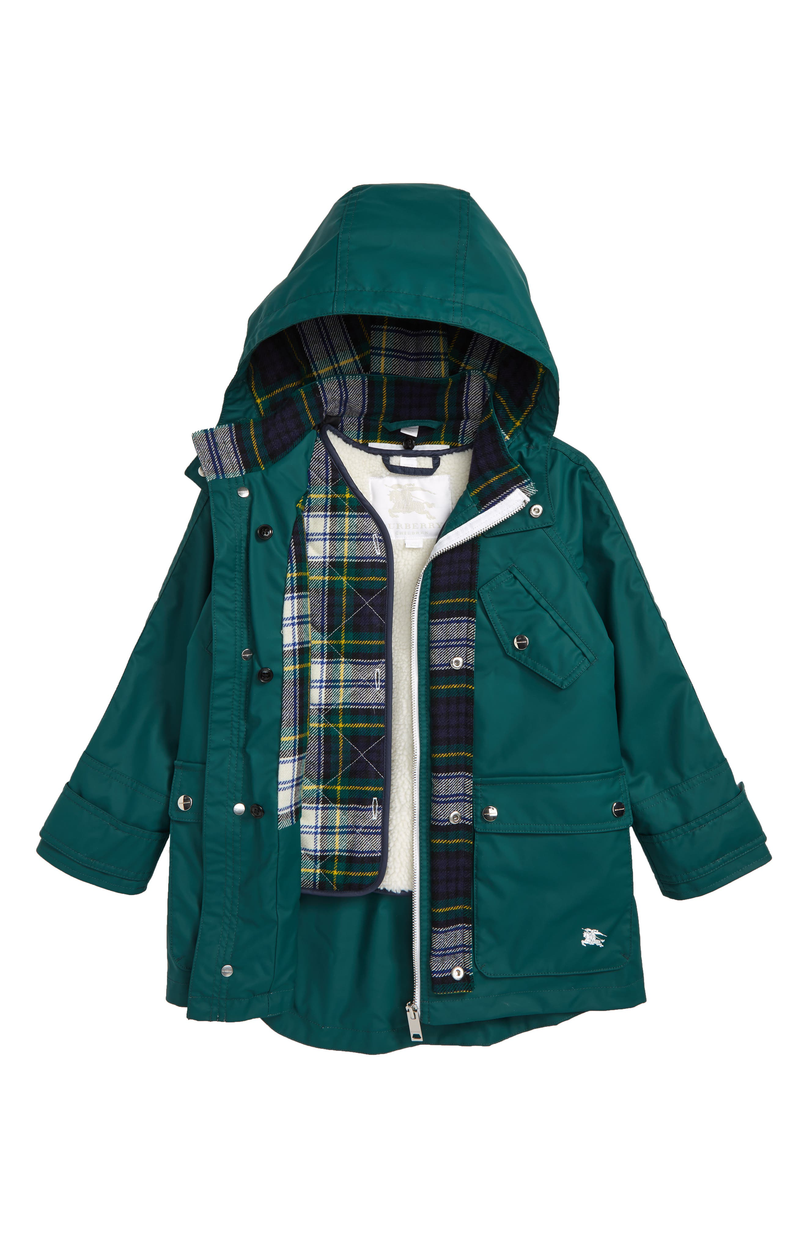Liam Hooded Coat,                         Main,                         color, 301