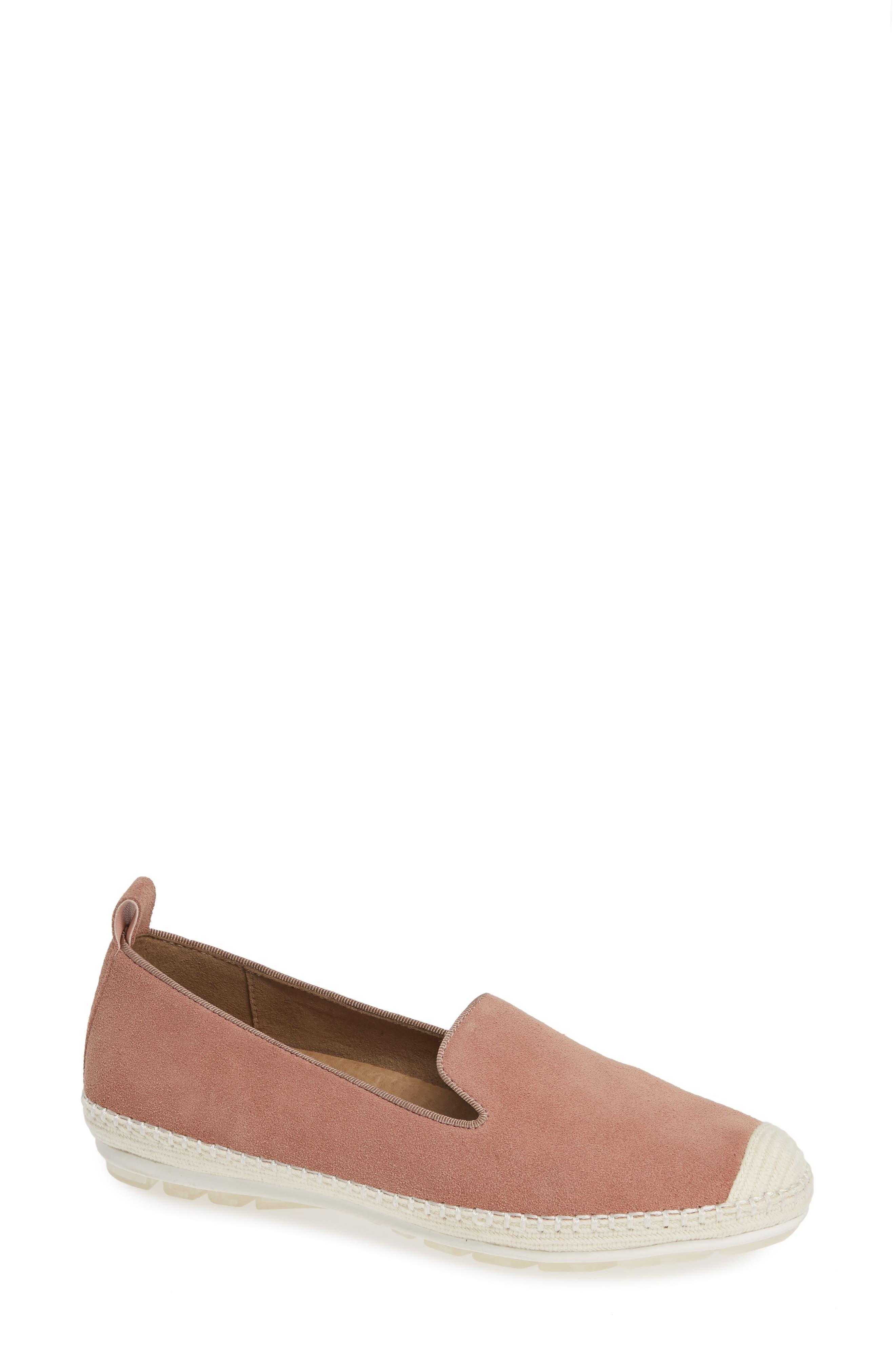 Blondo Bella Waterproof Espadrille Flat- Pink