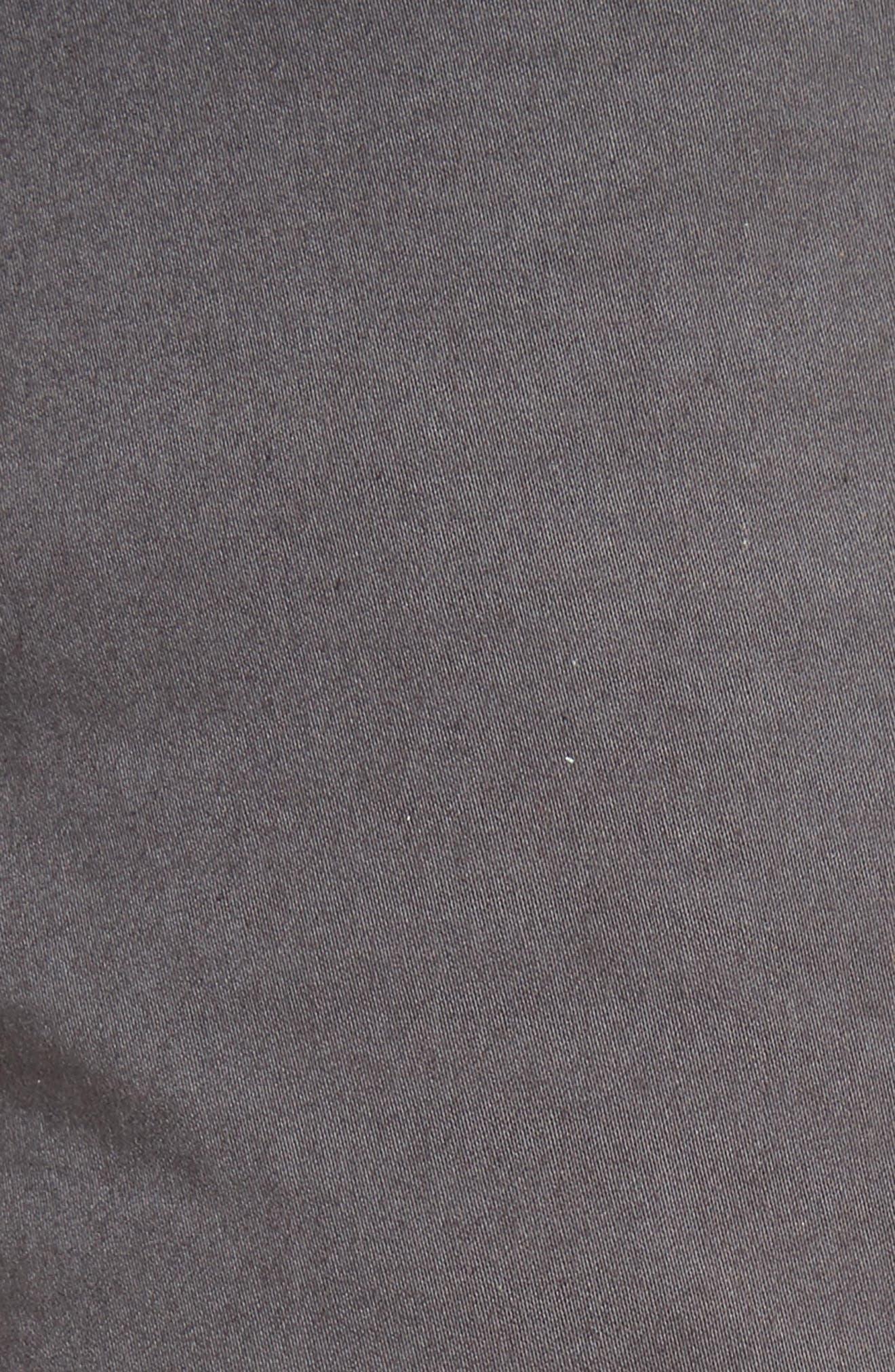 Fit 2 Slim Five-Pocket Pants,                             Alternate thumbnail 5, color,                             GREY