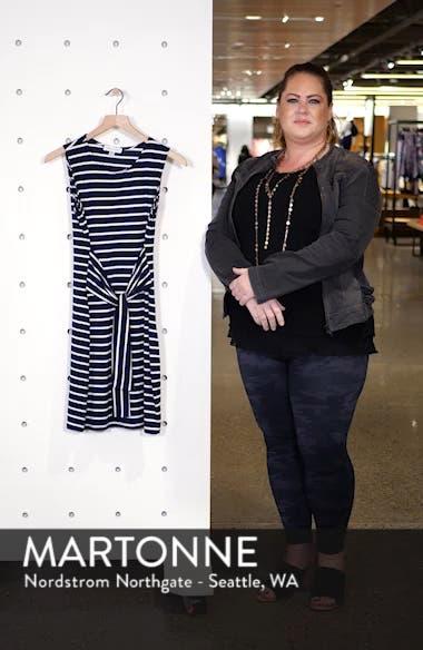Tie Waist Body-Con Dress, sales video thumbnail