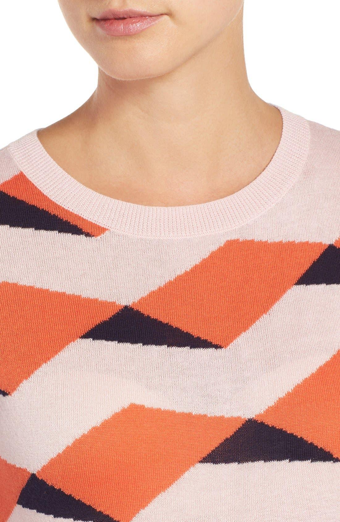 Cotton Blend Pullover,                             Alternate thumbnail 115, color,