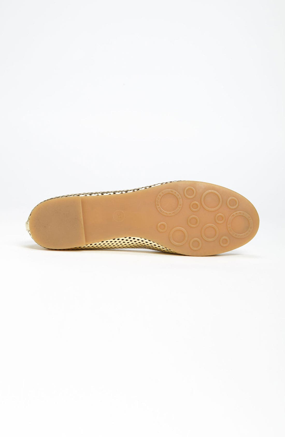 MARC BY MARC JACOBS 'Mouse' Ballet Flat,                             Alternate thumbnail 4, color,                             711