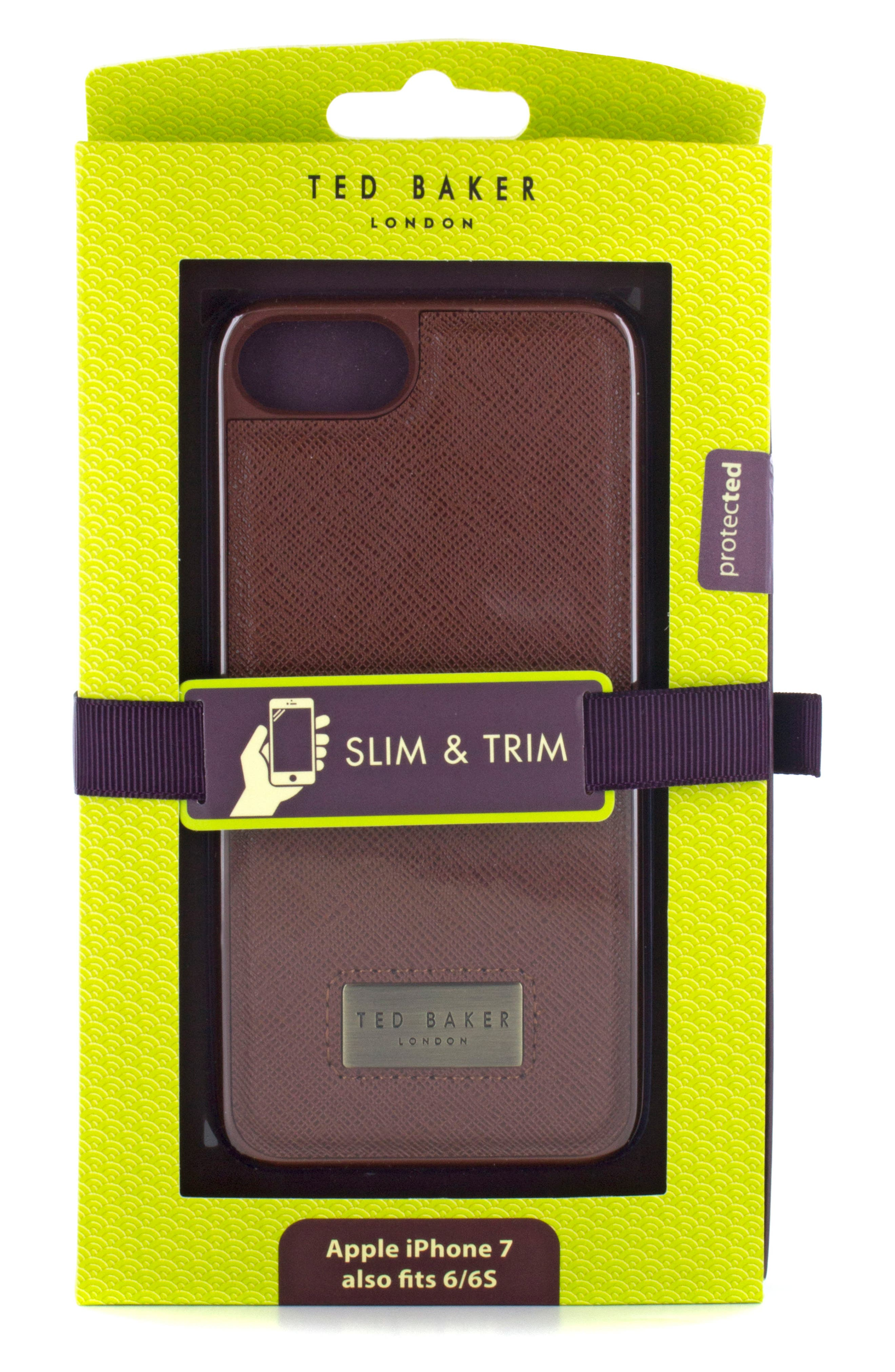 Haliday iPhone 6/6s/7/8 & 6/6s/7/8 Plus Case,                             Alternate thumbnail 2, color,                             240