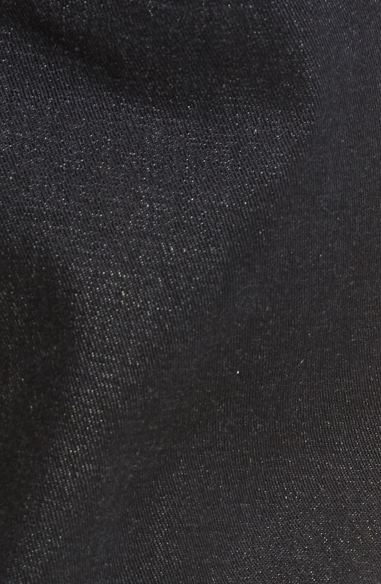 Byron Straight Leg Jeans,                             Alternate thumbnail 5, color,                             BENFIELD