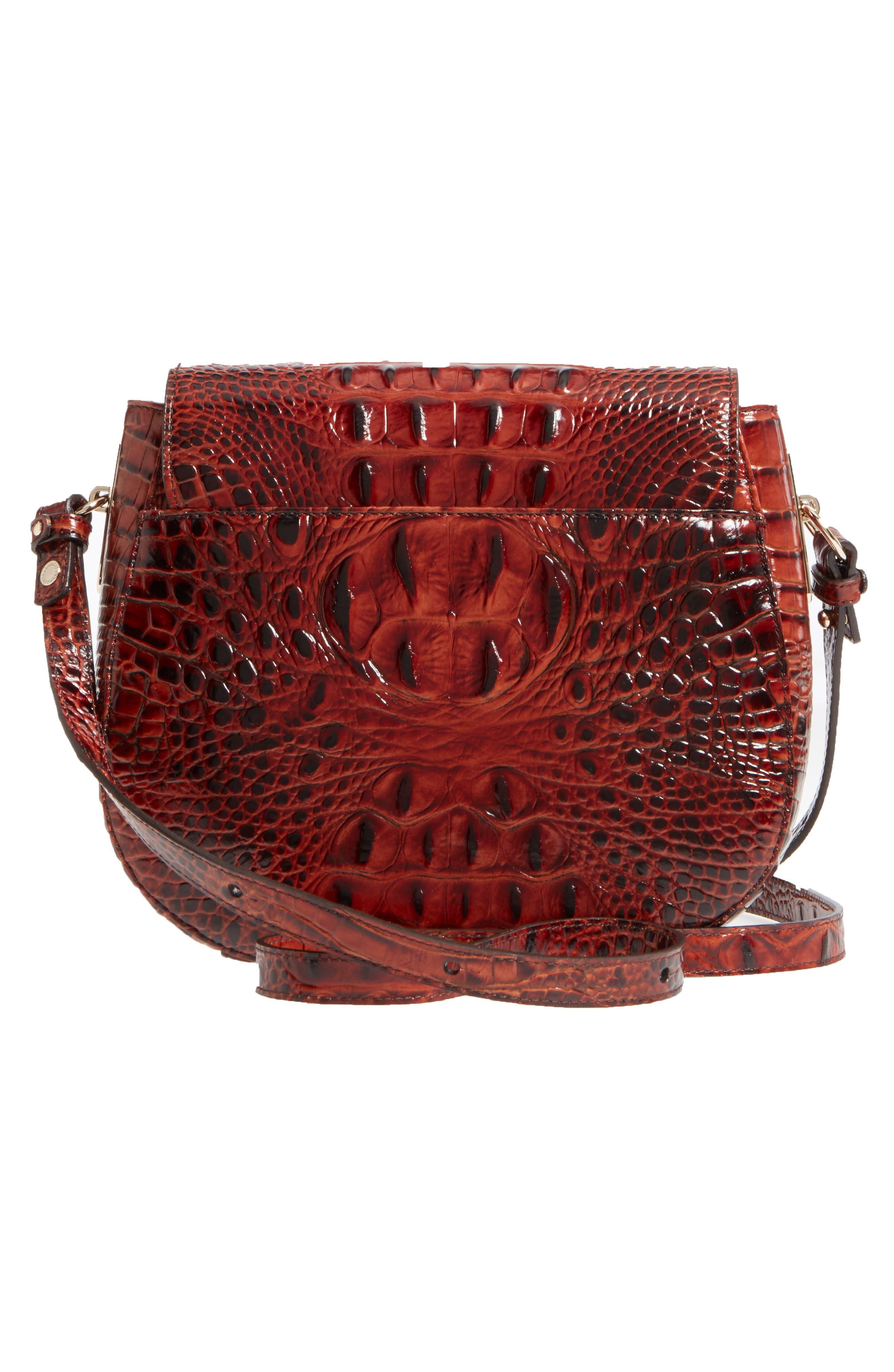 Melbourne - Lizzie Leather Crossbody Bag,                             Alternate thumbnail 12, color,
